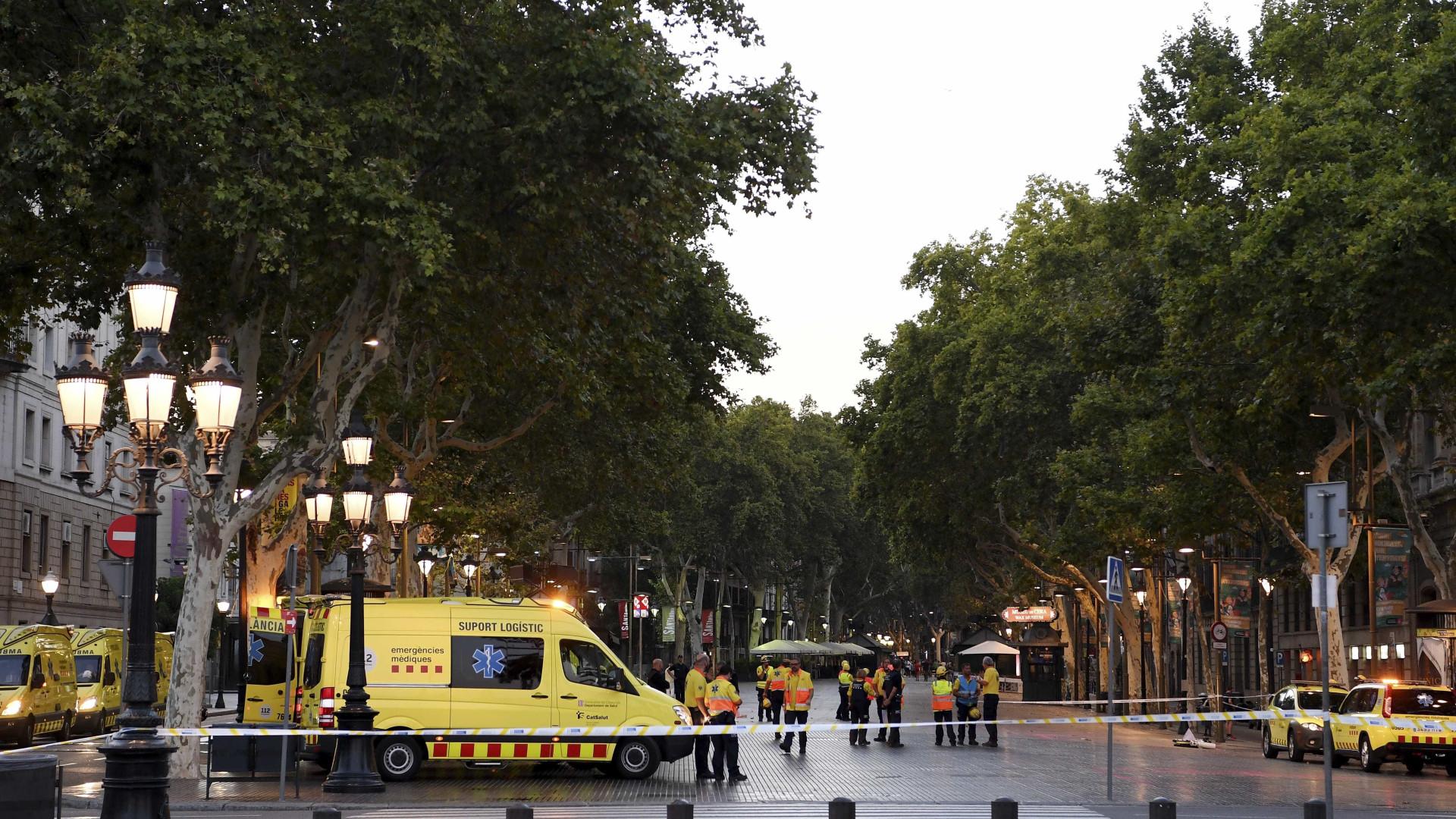 Confirmada morte de segunda portuguesa em ataque de Barcelona