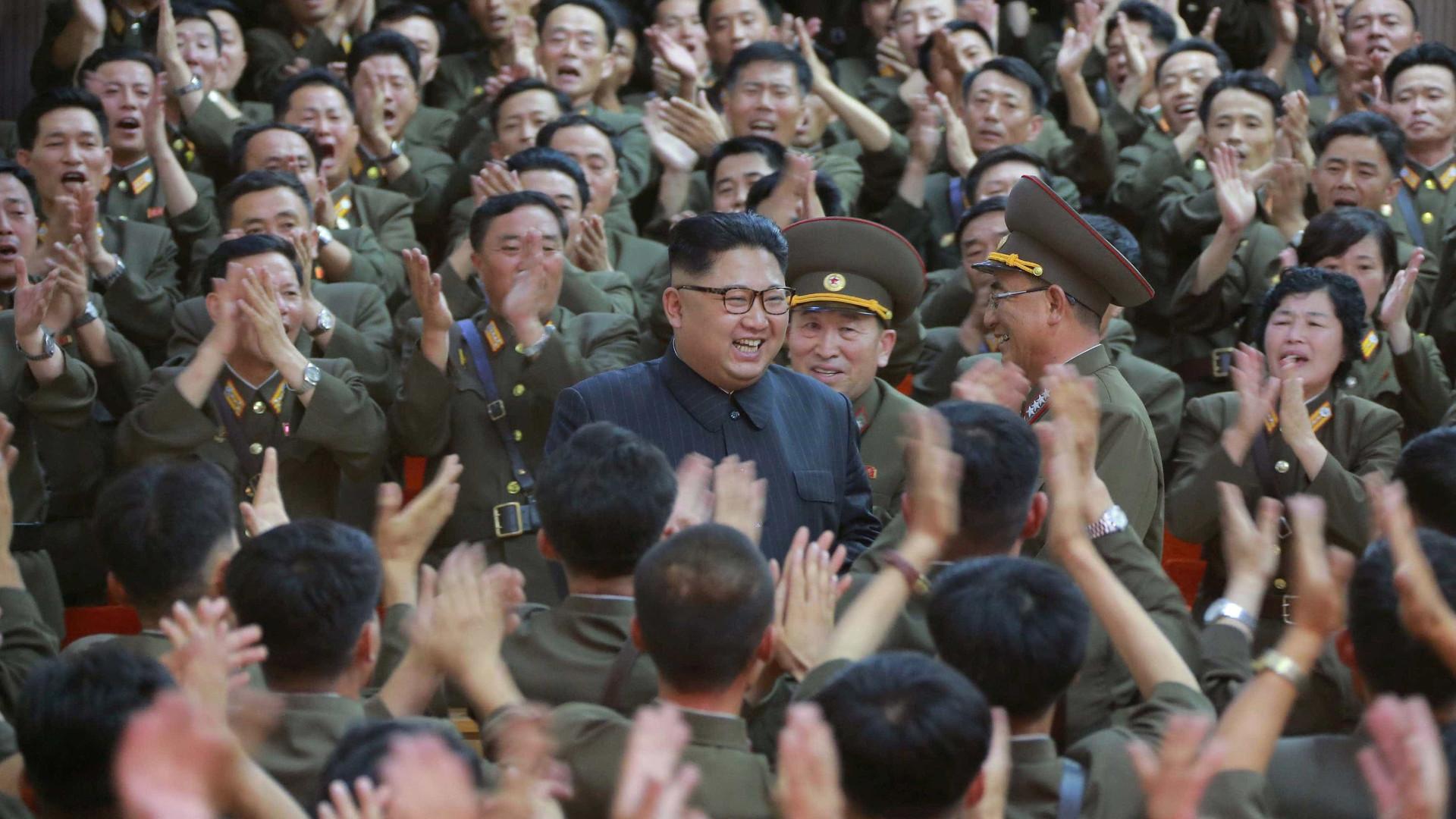 Coreia do Norte nunca entregará armas nucleares, diz diplomata