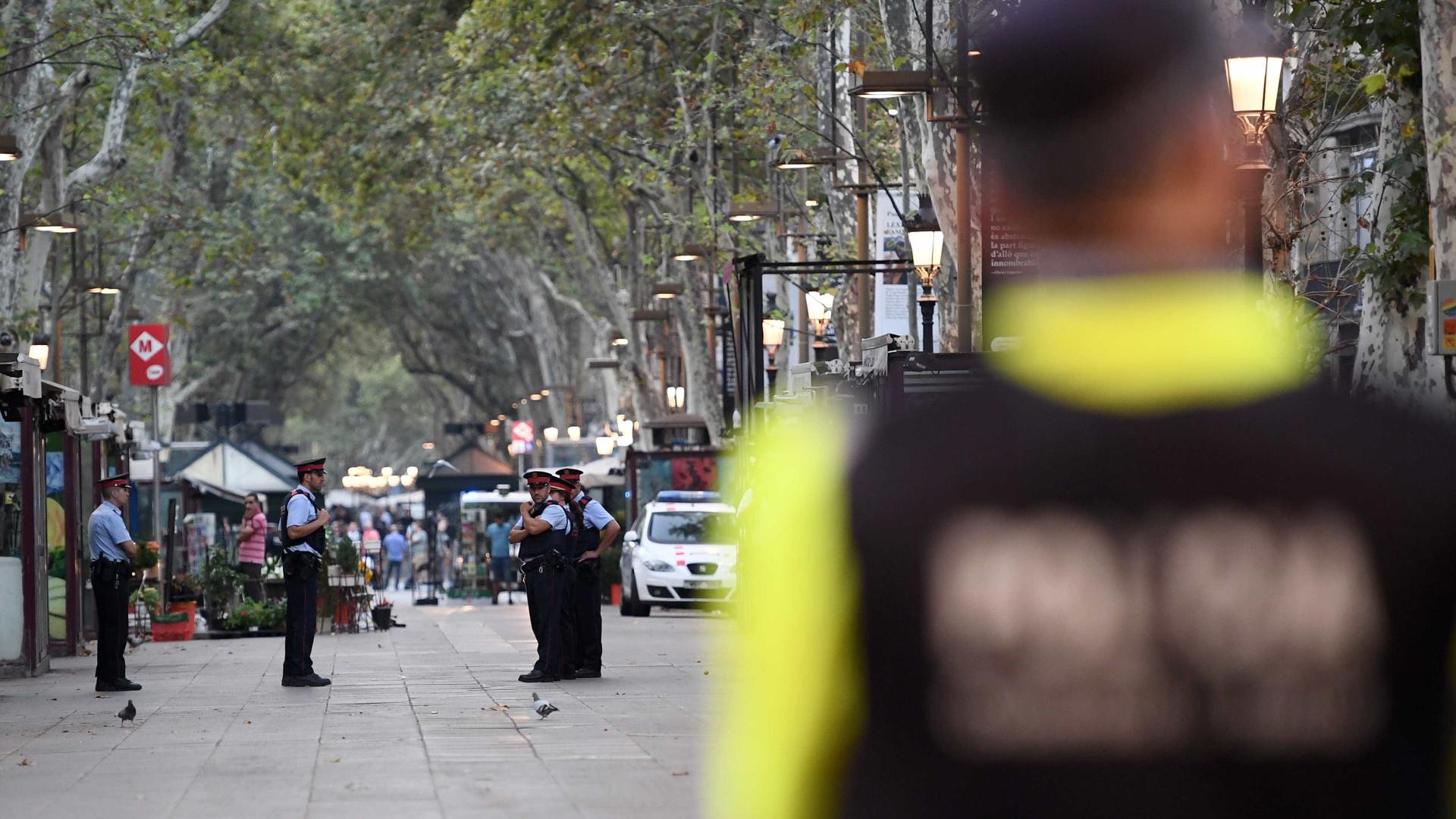 Desmantelada célula jihadista, diz ministro do Interior