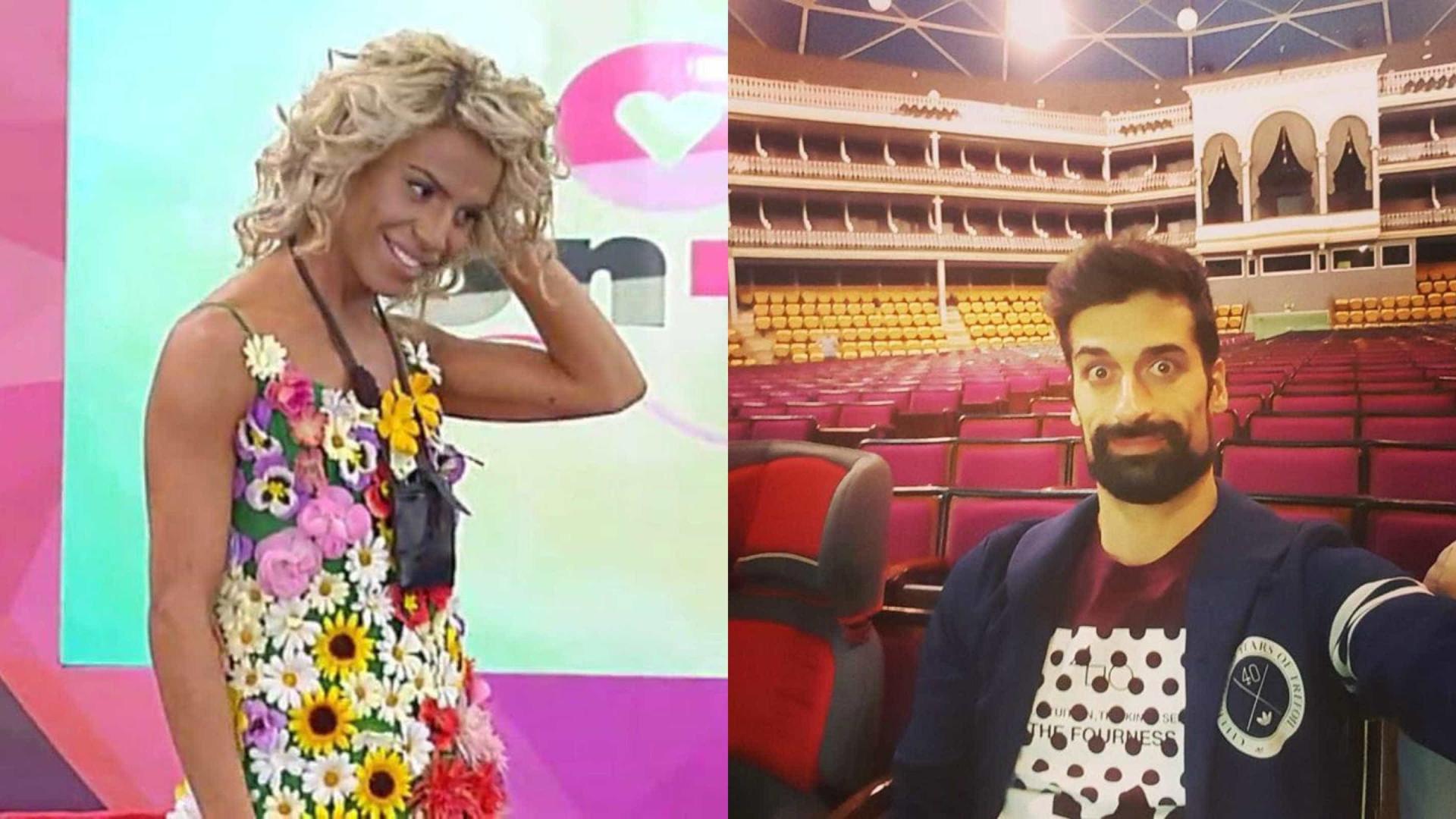 O que se passa entre Carlos Costa e Raminhos?