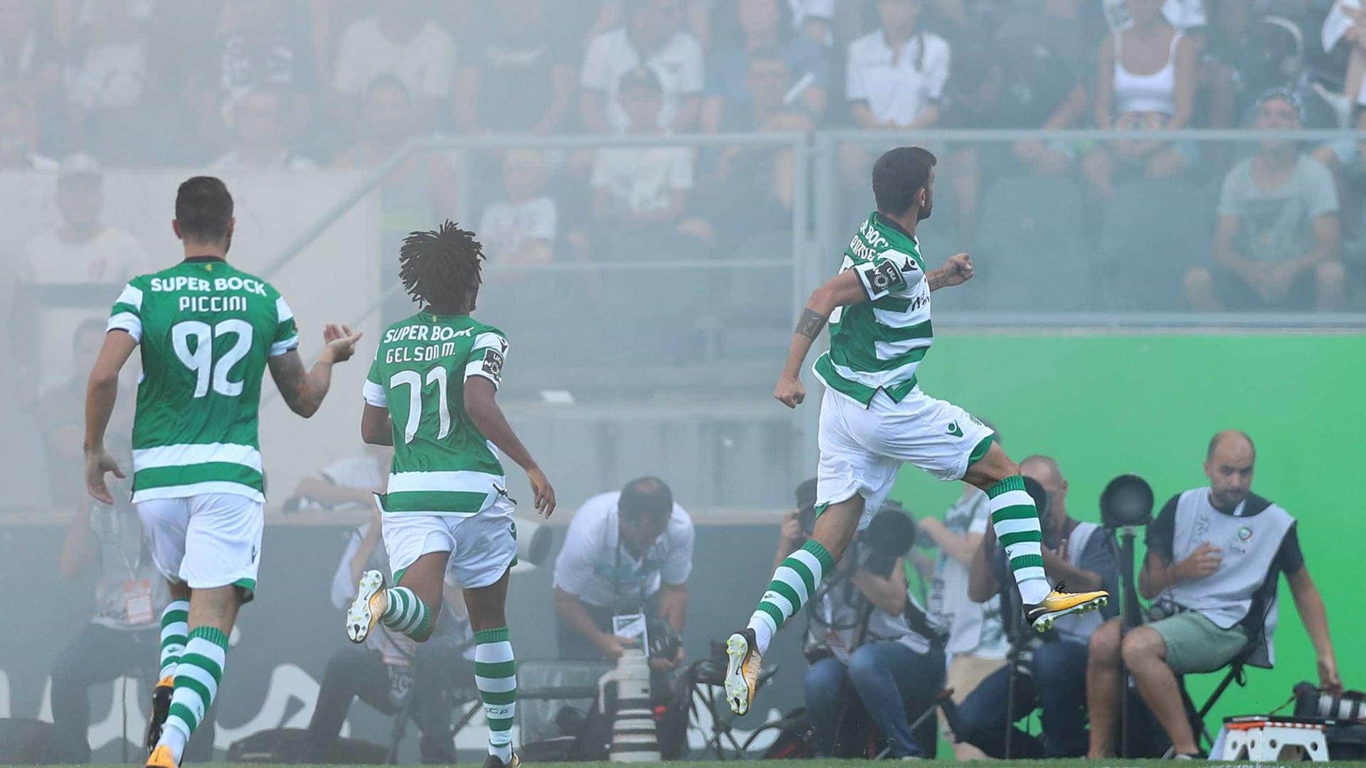 Demasiado Bruno Fernandes para tão pouco Vitória