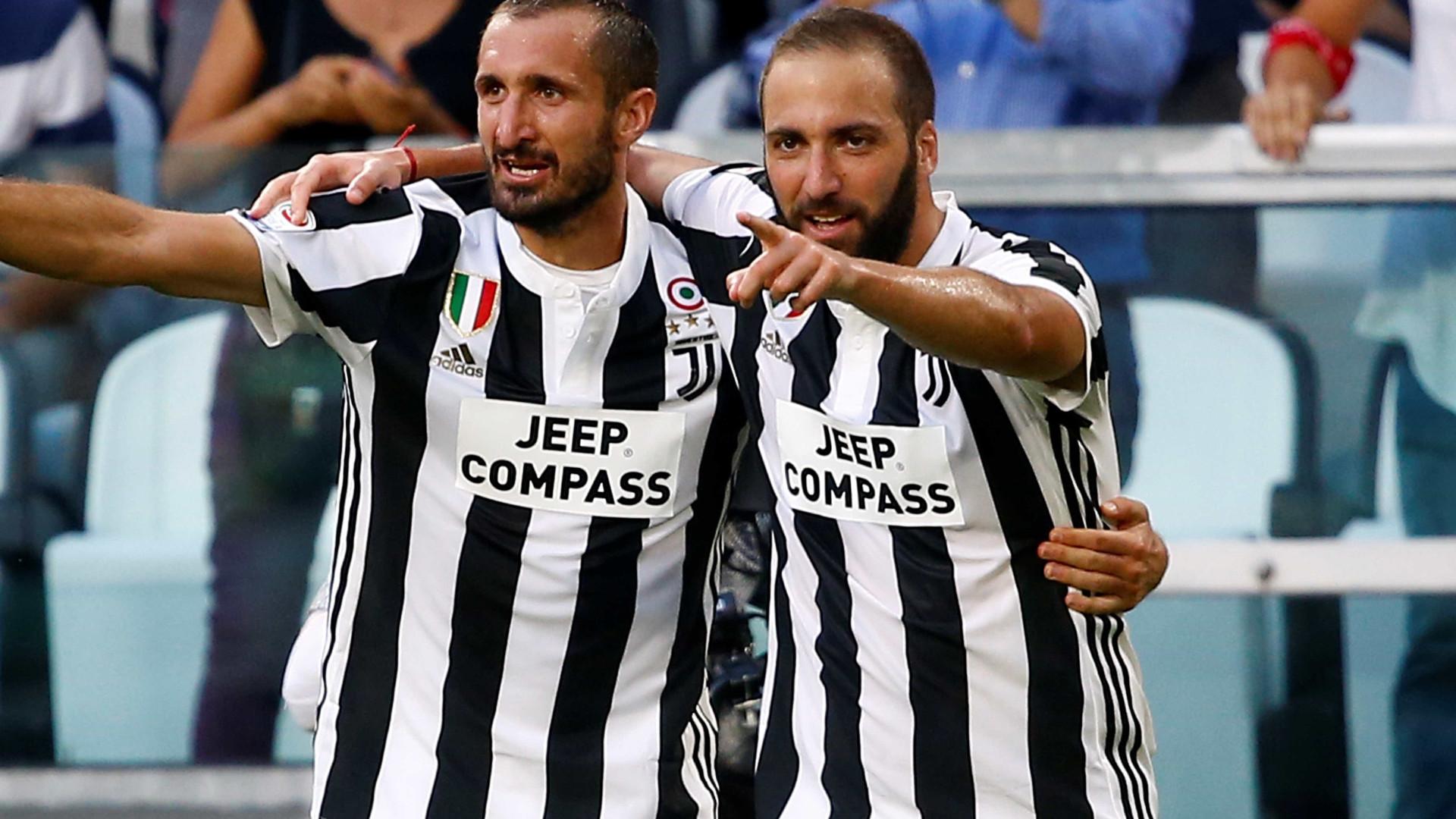 Juventus abre liga italiana com triunfo por 3-0 sobre Cagliari Naom_59989ec1668c8