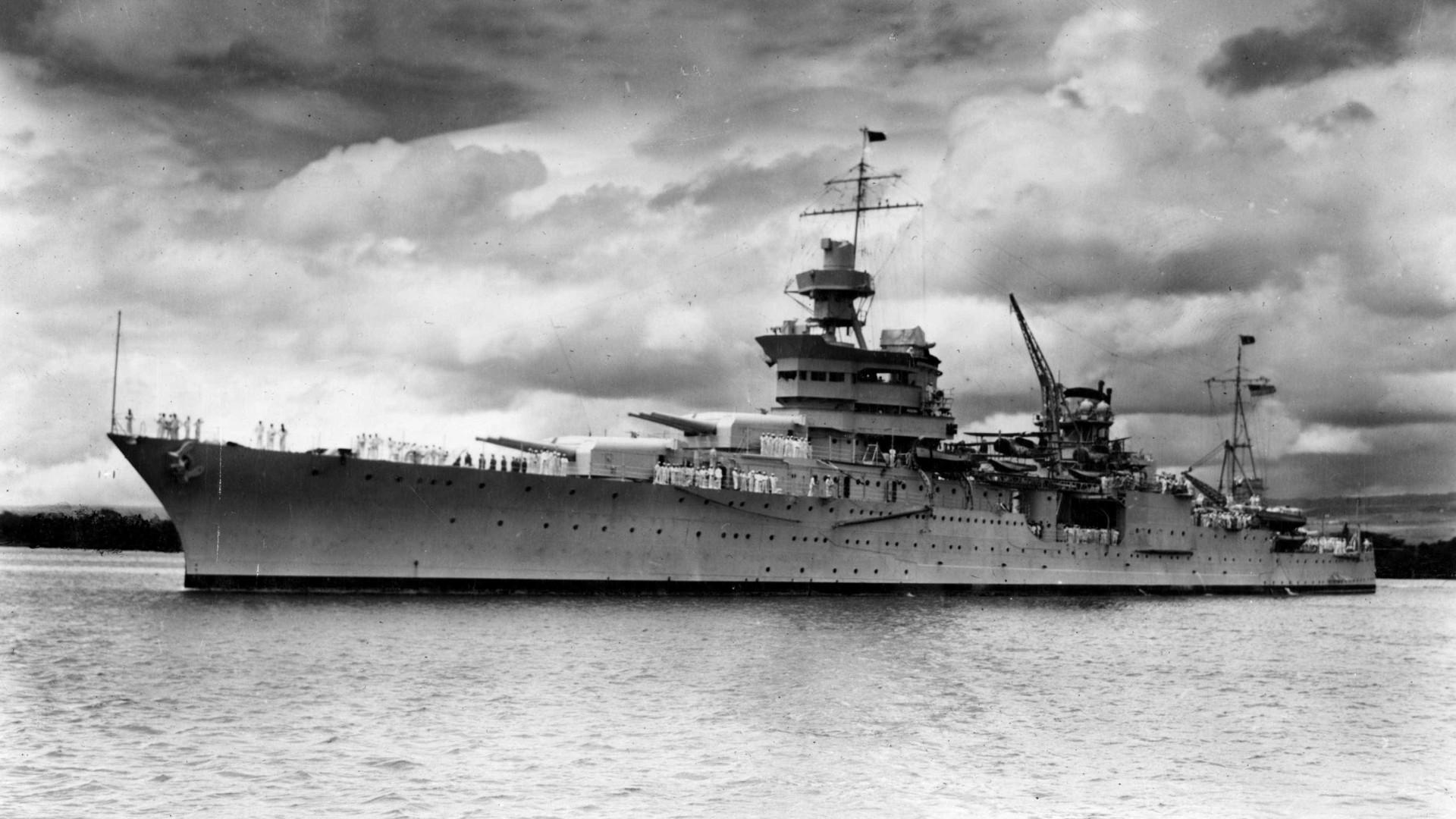 Encontrados destroços do USS Indianapolis, afundado na II Guerra Mundial