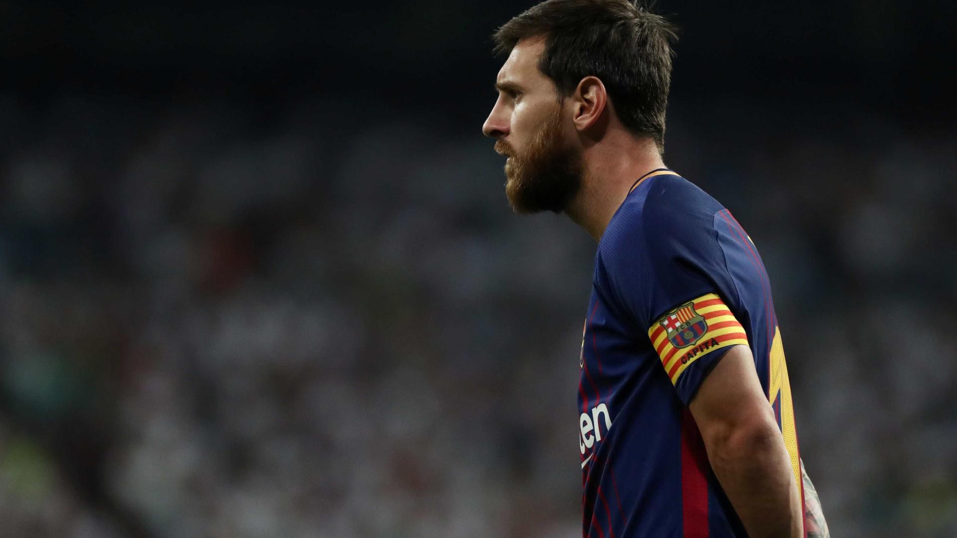 Bomba: Manchester City pode pagar 300 milhões de euros por Messi
