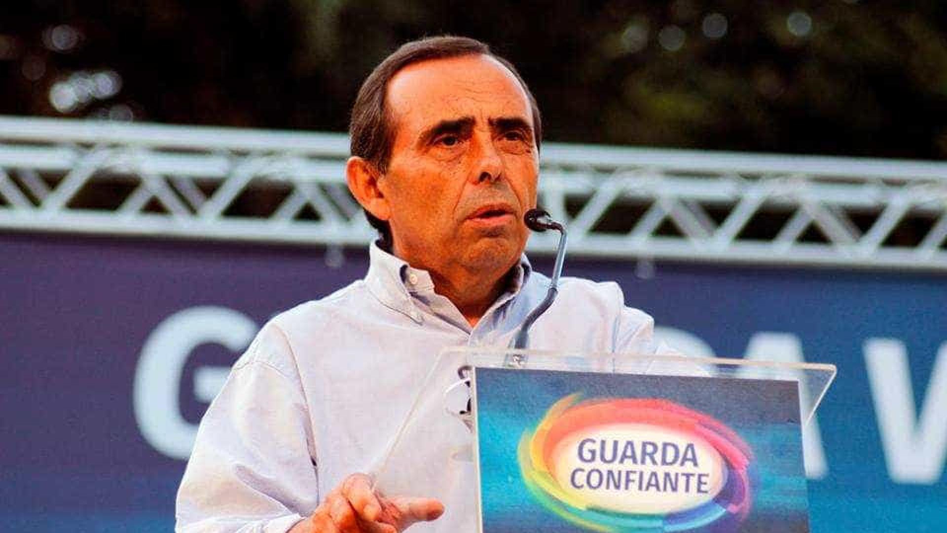 Europeias: Álvaro Amaro suspende mandato na Câmara da Guarda em abril