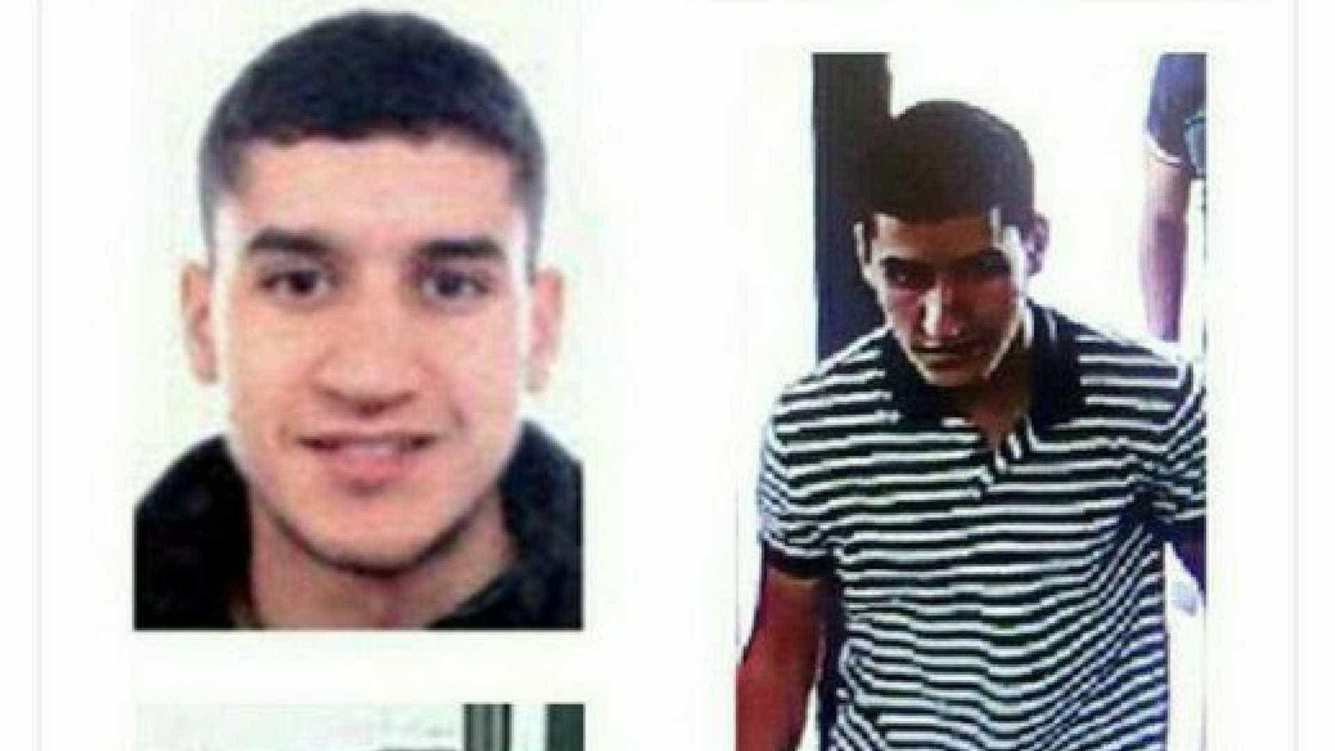 Oficial: Suspeito abatido é Younes Abouyaaqoub, autor do atentado