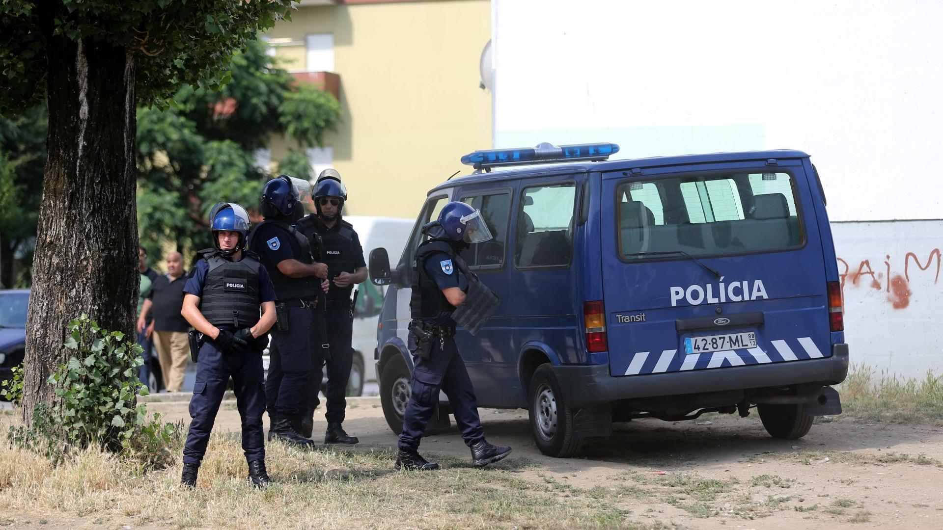 Treino do Sporting no Estádio Nacional terá policiamento reforçado