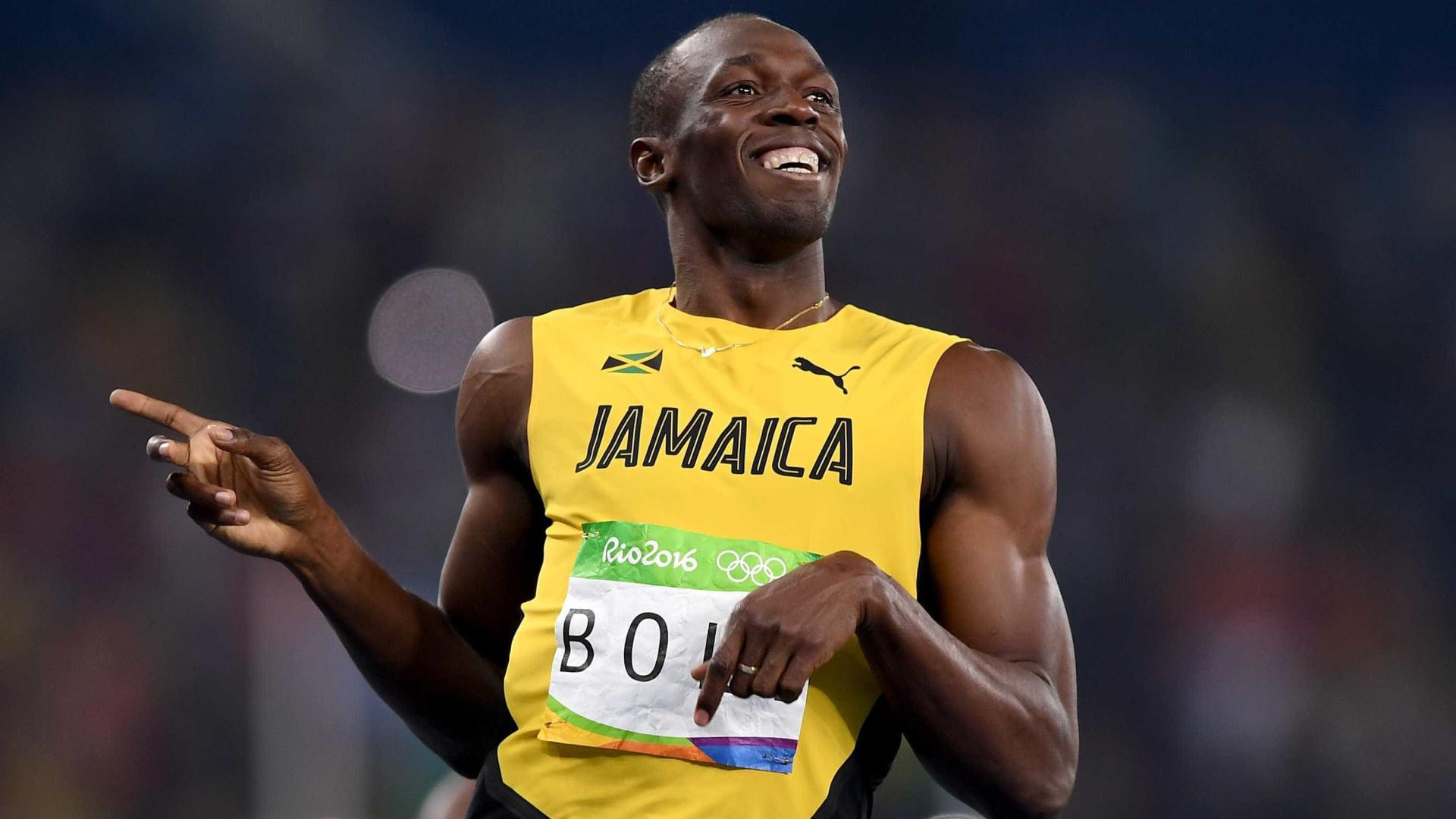 Usain Bolt confirma que vai treinar com o Borussia Dortmund