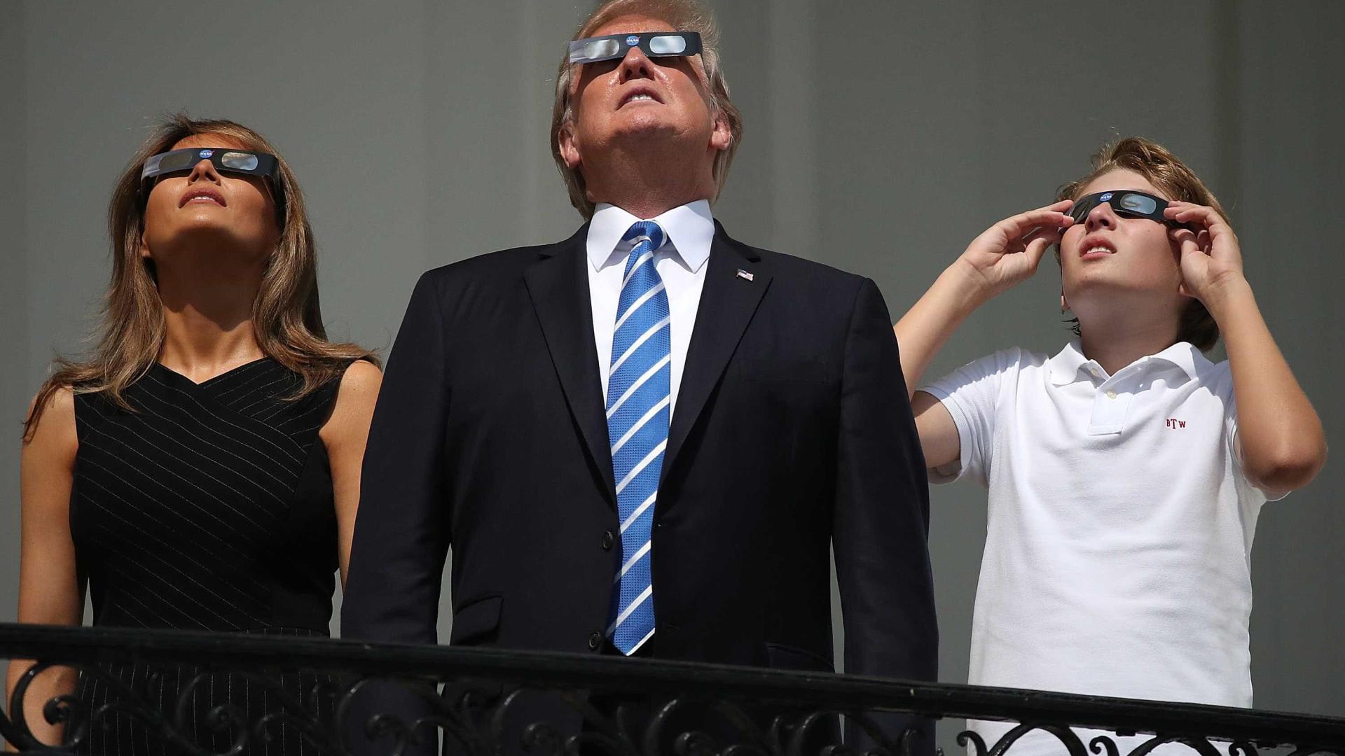 Eclipse: Três minutos de espetáculo... e 694 milhões de dólares perdidos