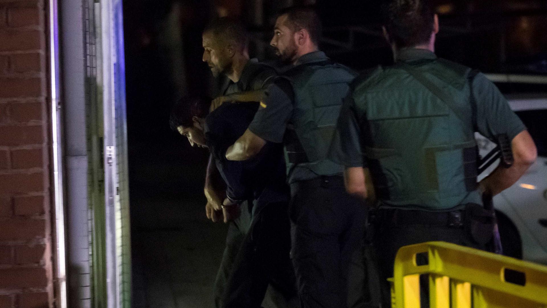 Terrorista confessa: Ideia era atacar a Sagrada Família