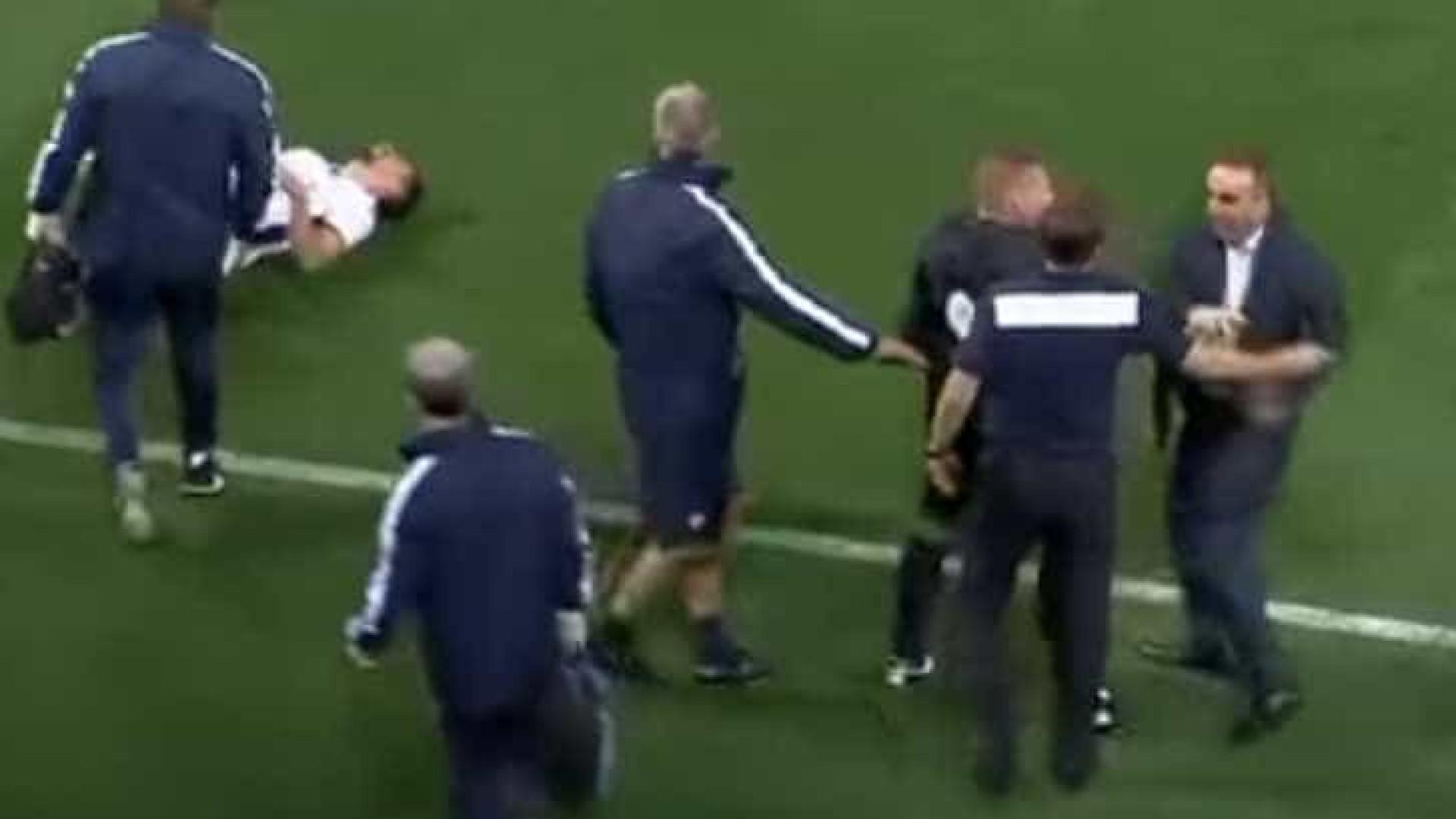 Marco Silva eliminado da Taça da Liga por equipa do segundo escalão
