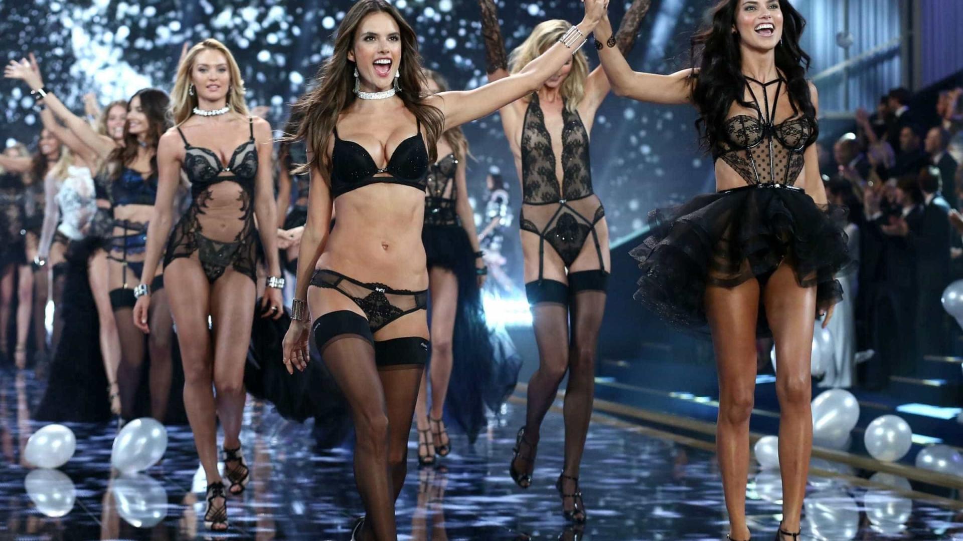 O segredo dos 'anjos' da Victoria's Secret? Menos peso e mais repetições