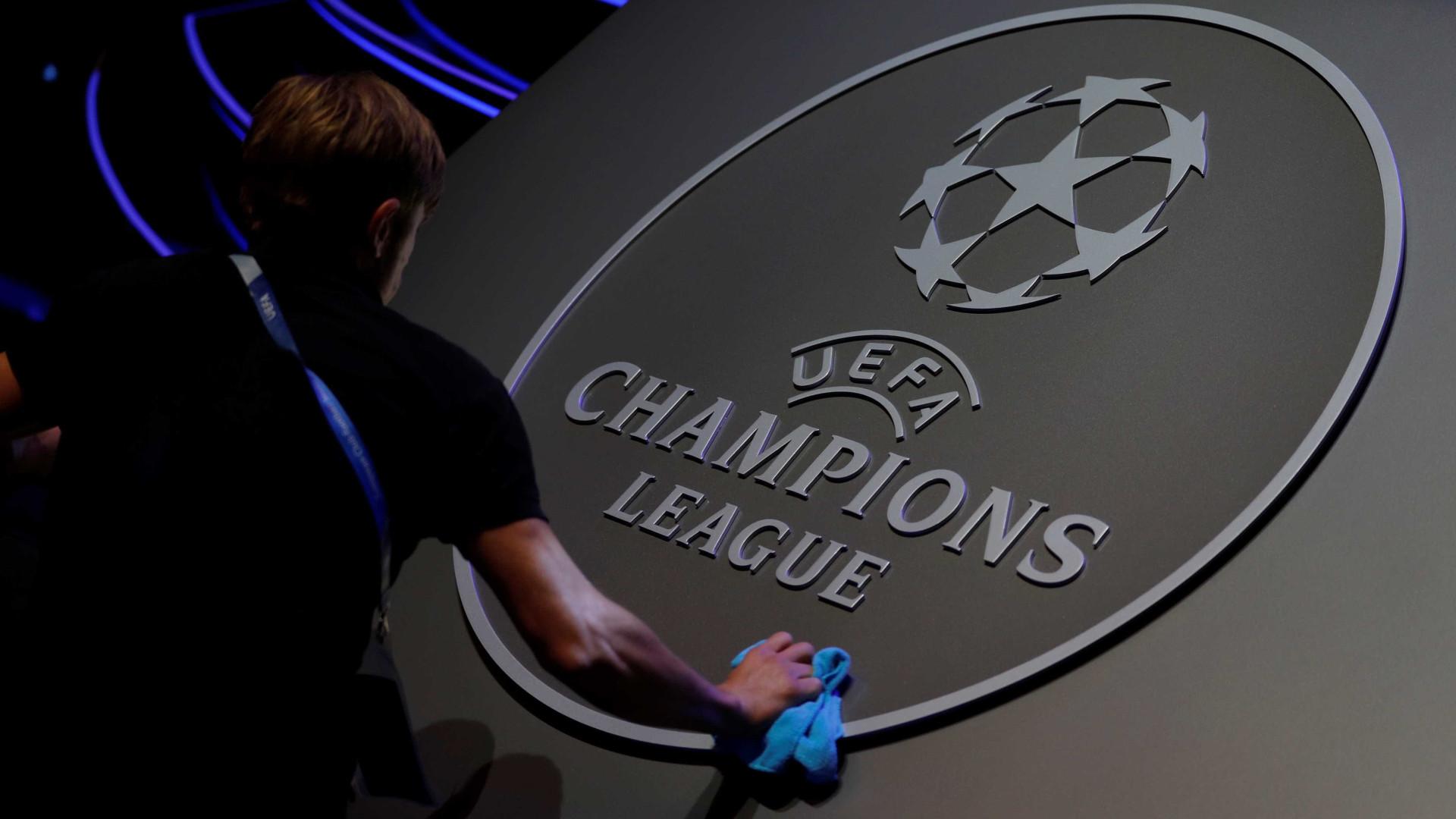 FC Porto vai ter pela frente o Liverpool na Champions