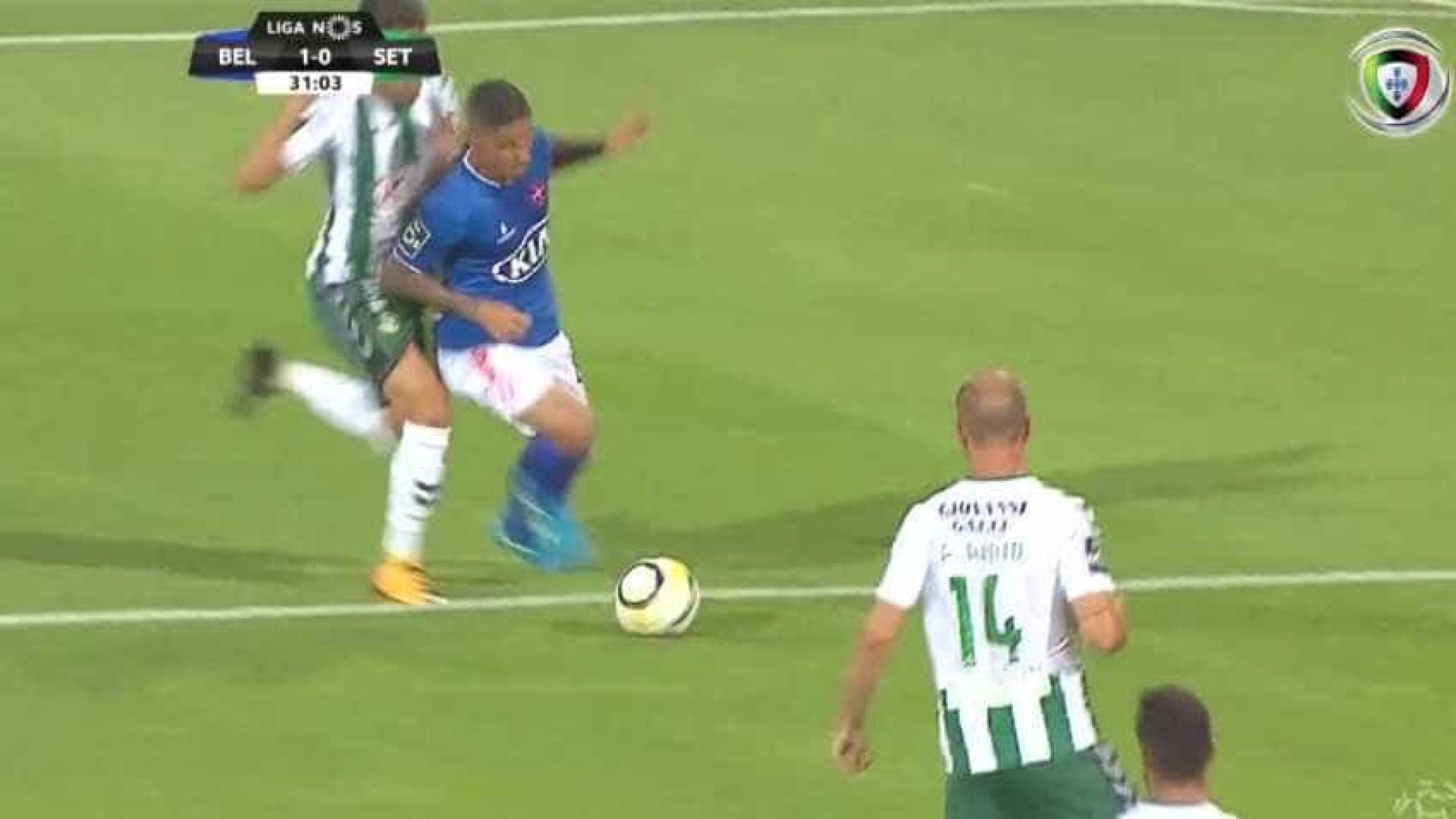 Vitória de Setúbal 'salva' empate na deslocação ao Restelo — COMENTÁRIO
