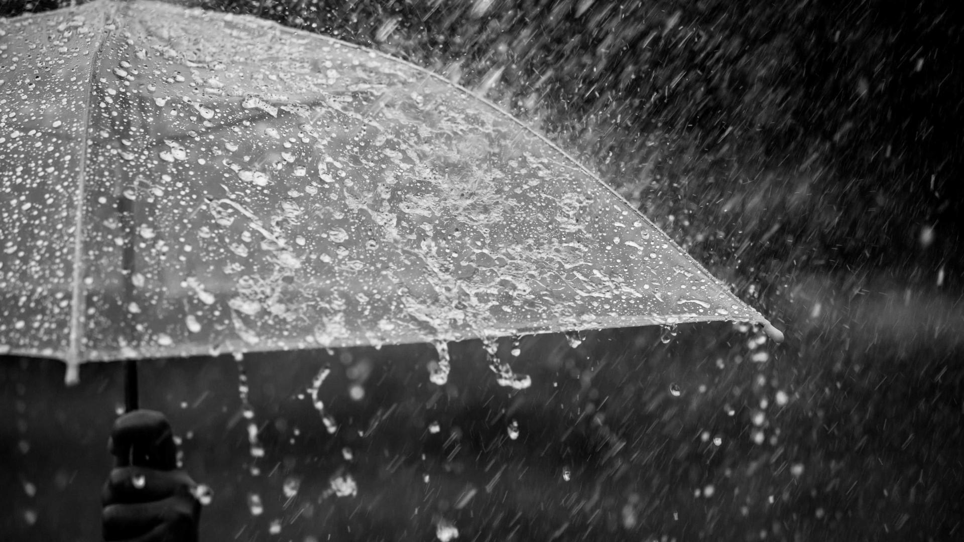 Cinco distritos do continente sob aviso amarelo devido à chuva