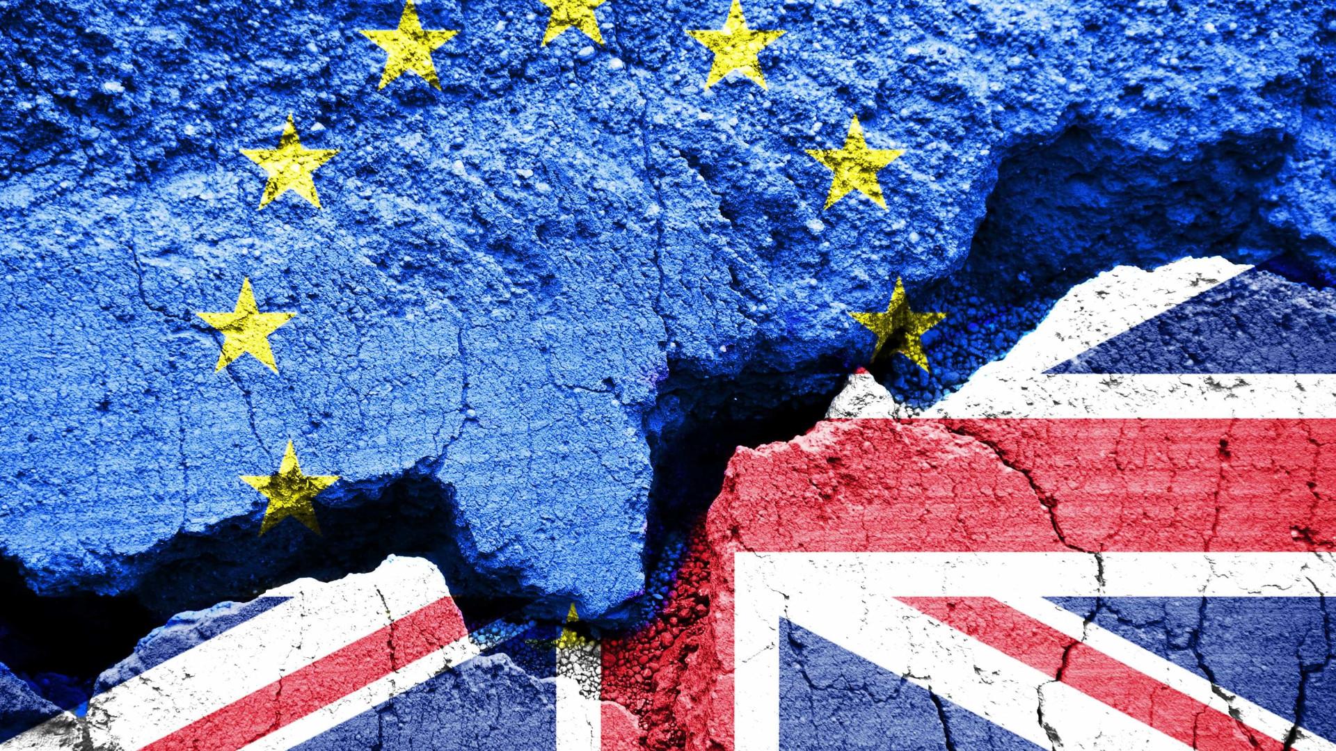 Brexit: Reino Unido perto de fechar acordo sobre serviços financeiros