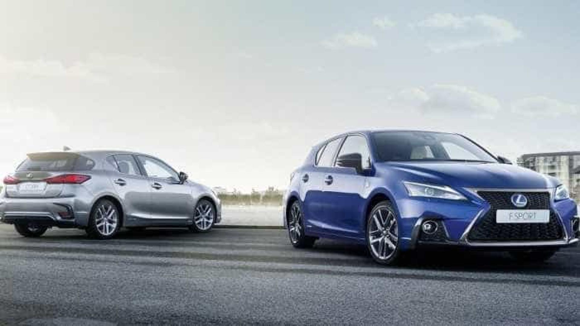 Lexus desafia consumidores a trocar carro a diesel por um híbrido