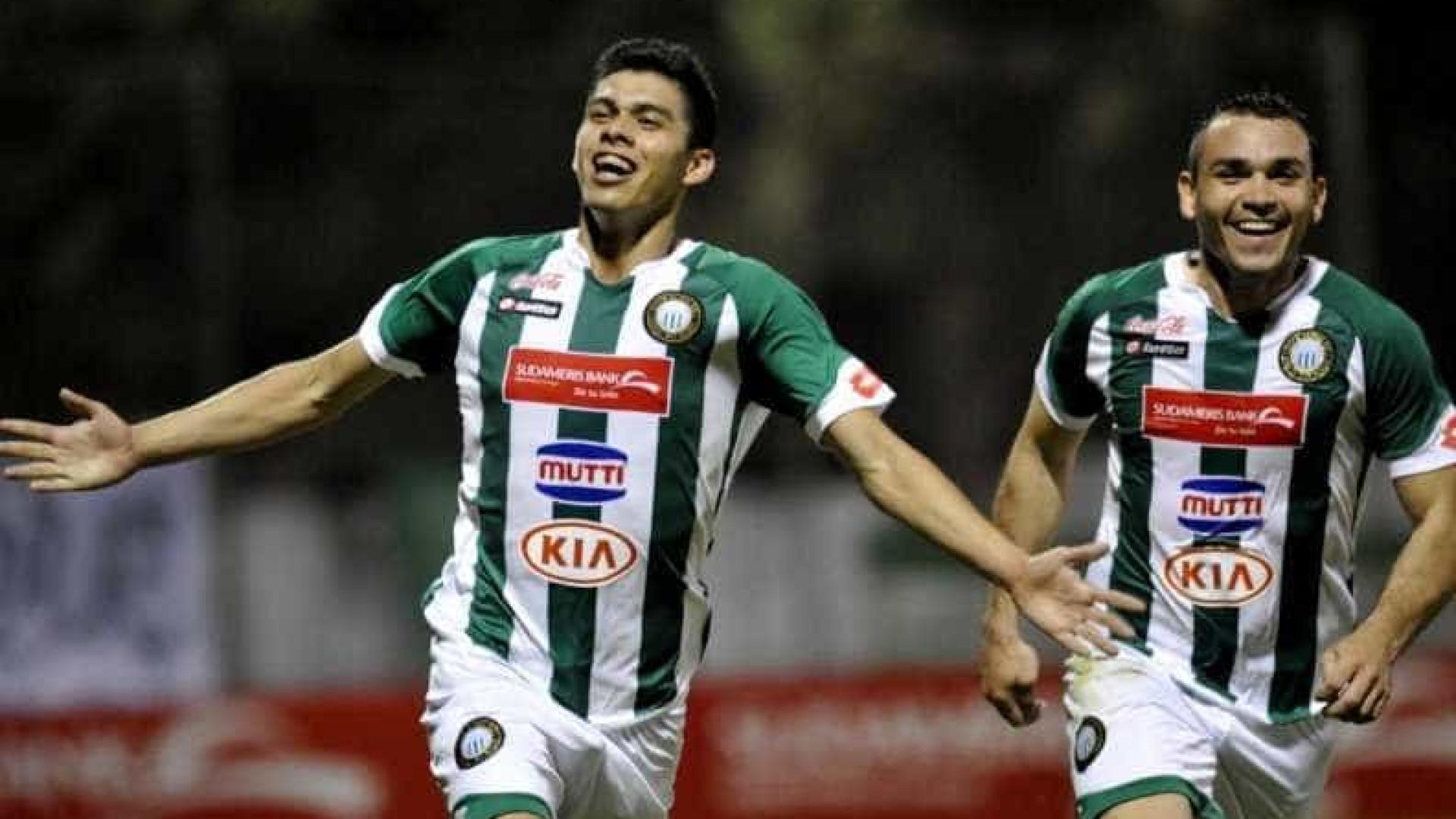 Santiago Irala revela estar a caminho do Dragão — FC Porto