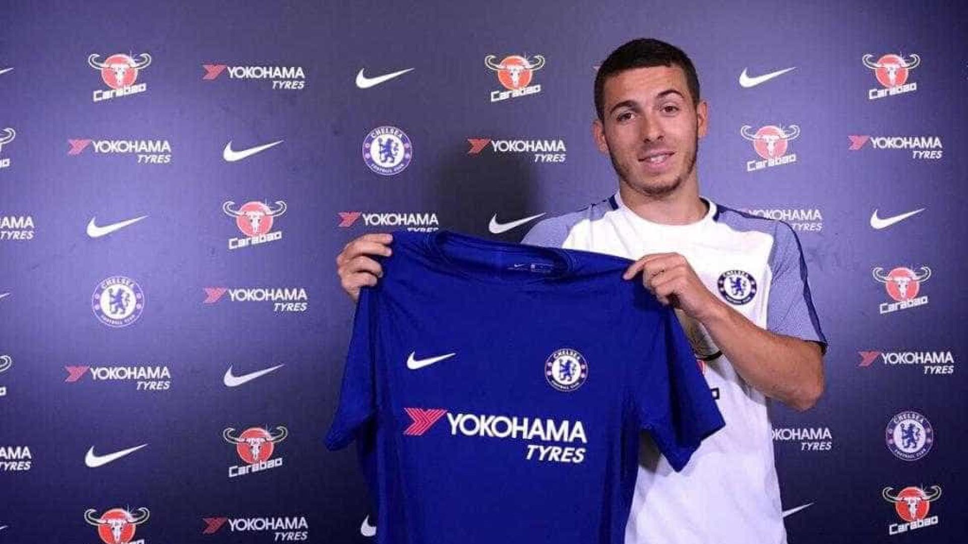 Chelsea reforça time B com irmão mais novo de Eden Hazard