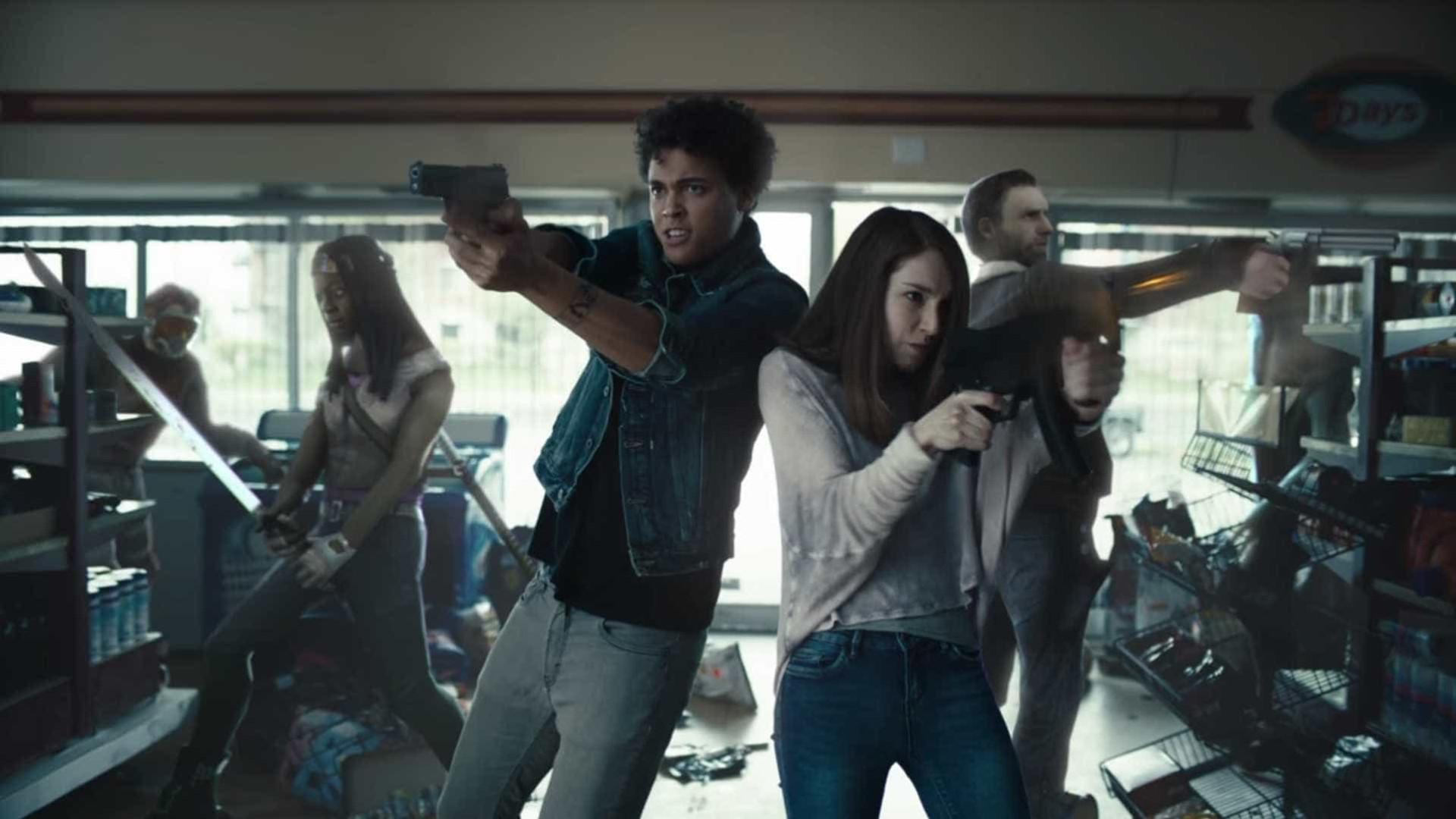 AMC anuncia jogo de realidade aumentada de The Walking Dead