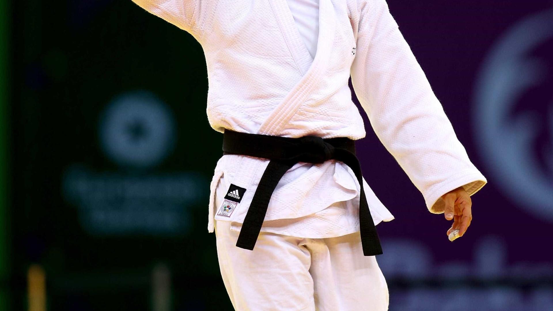 Telma Monteiro conquista medalha de bronze nos Europeus de judo
