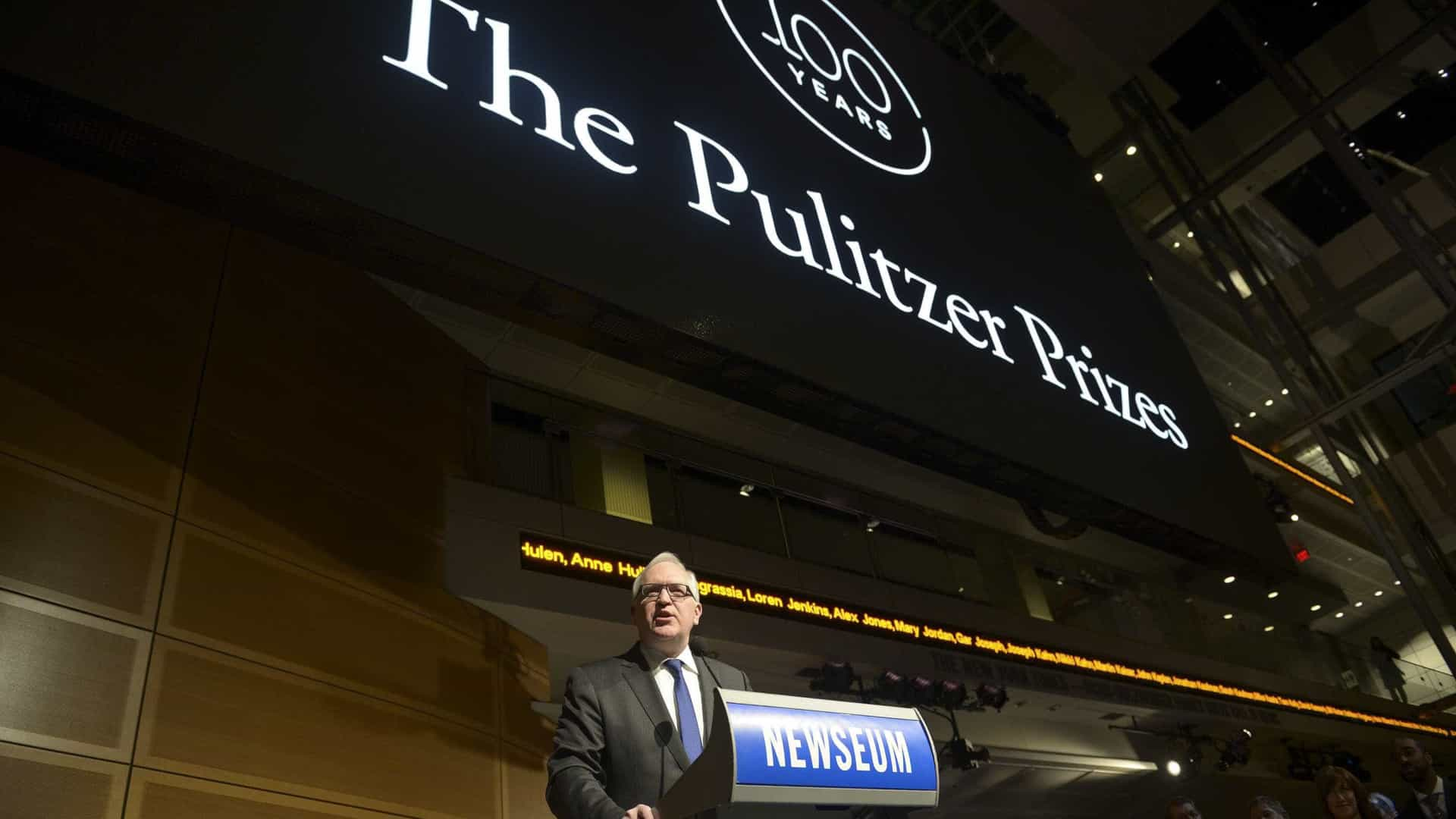South Florida Sun Sentinel entre os distinguidos com o Pulitzer