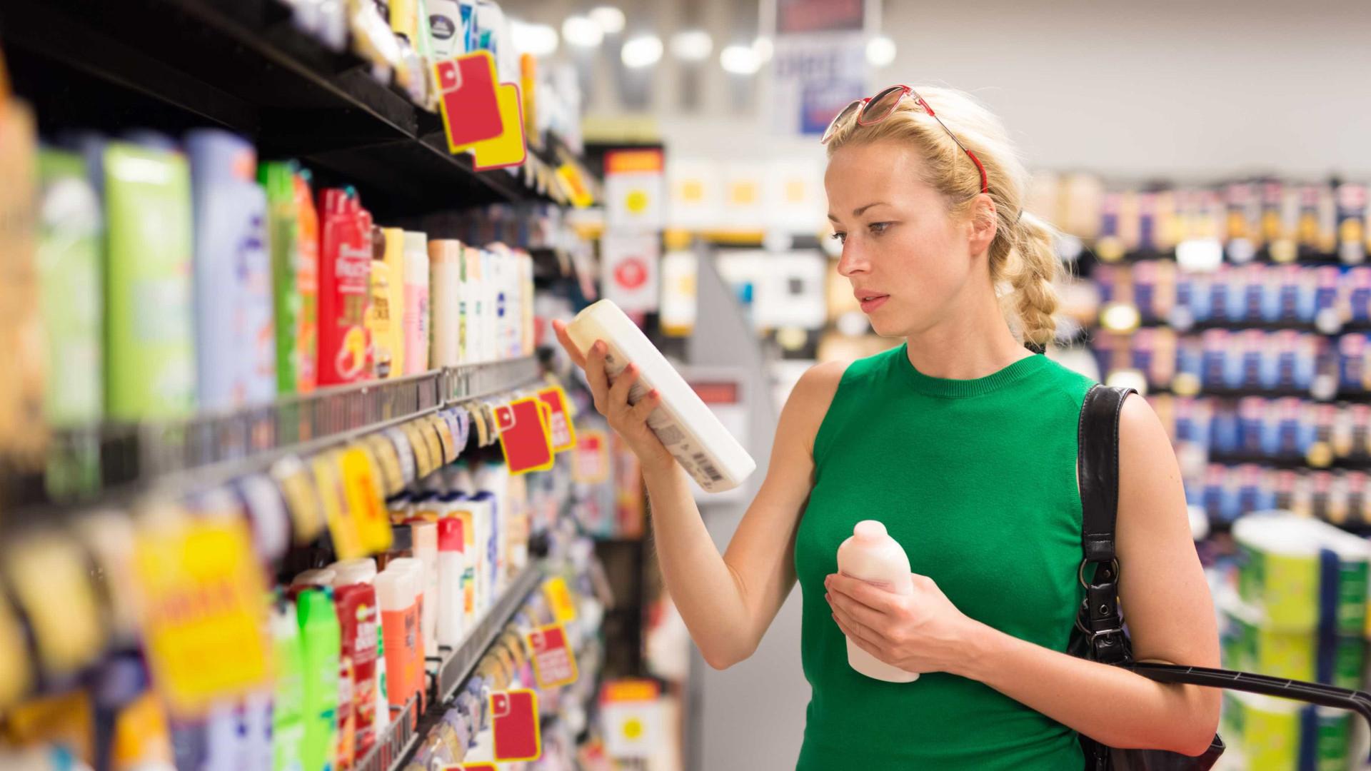 Marcas de produtos alimentares 'enganam' Europa de leste