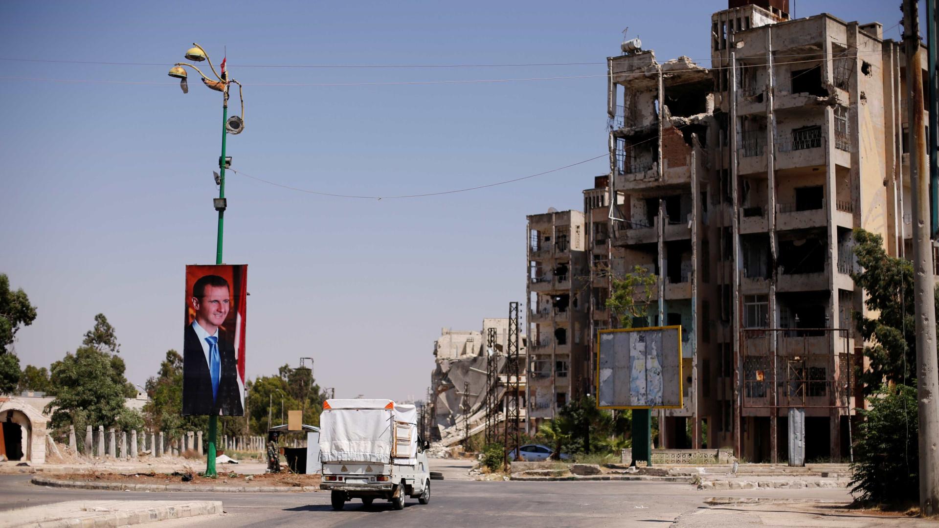 Exército sírio e Hezbollah libertam fronteira sírio-libanesa do controle do Daesh