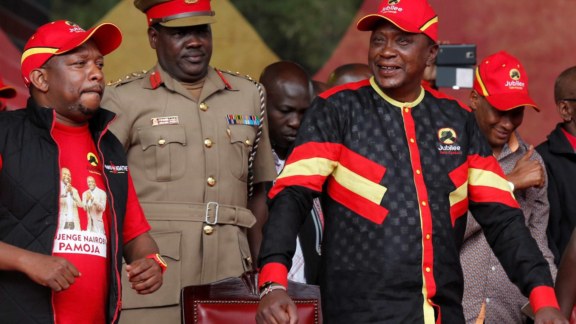 Decisão inédita do Supremo Tribunal anula eleição presidencial no Quénia