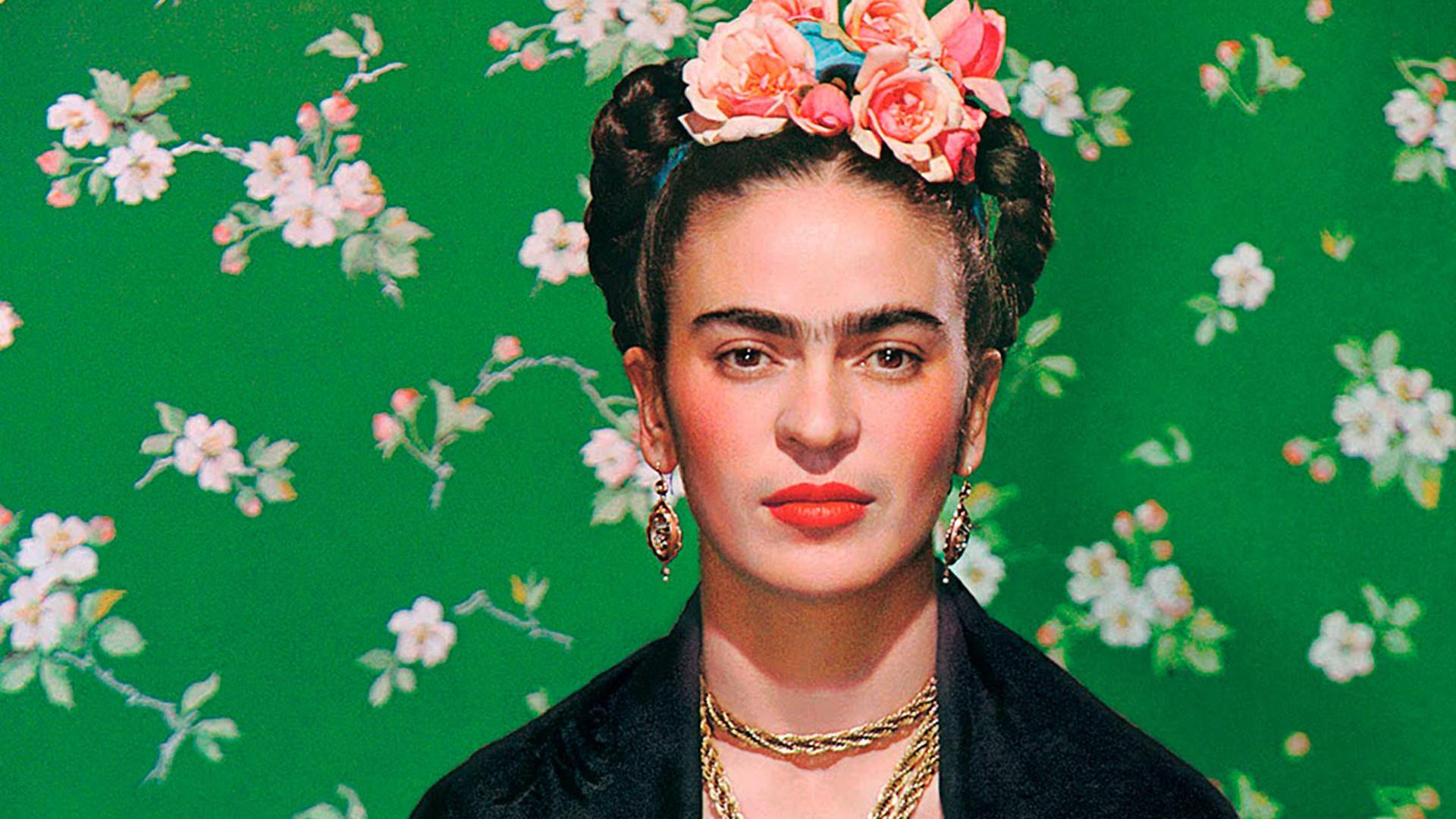 Resultado de imagem para Frida Kahlo completa