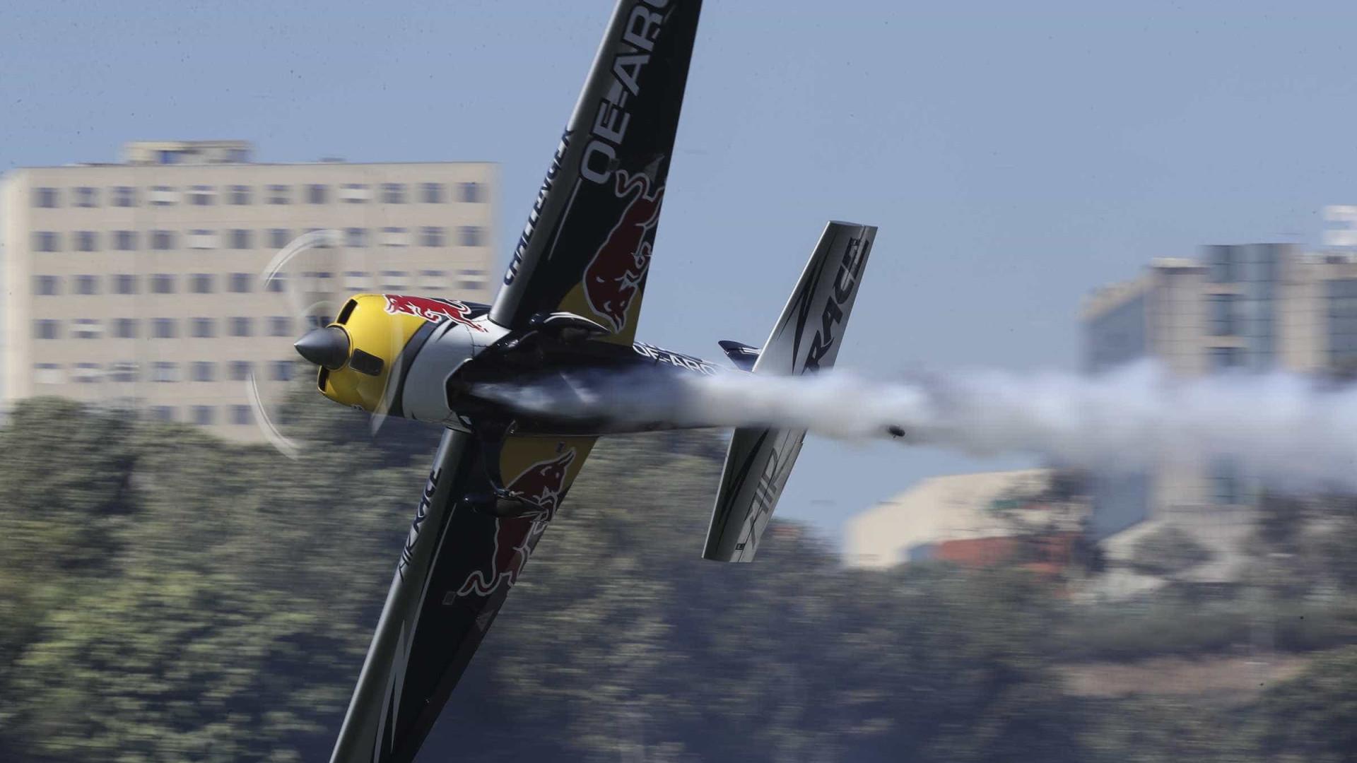 INEM assistiu 158 pessoas nos dois dias da Red Bull Air Race