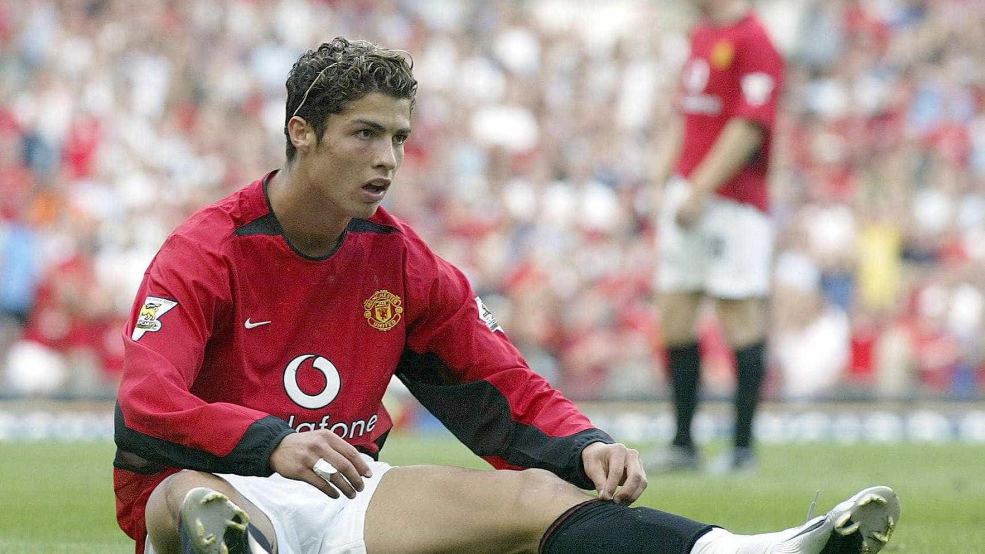 Salário impediu Cristiano Ronaldo de jogar no Liverpool