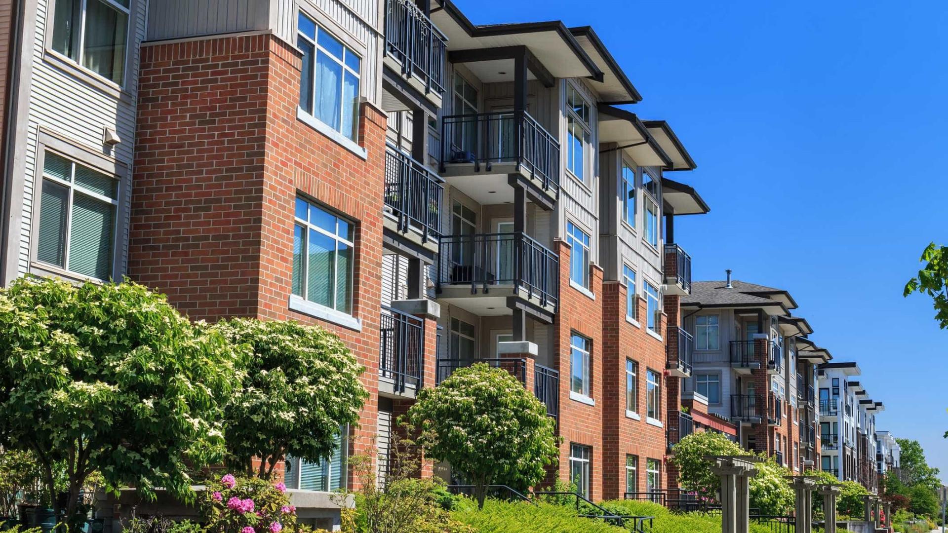Edifícios licenciados aumentam 7,4% no segundo trimestre