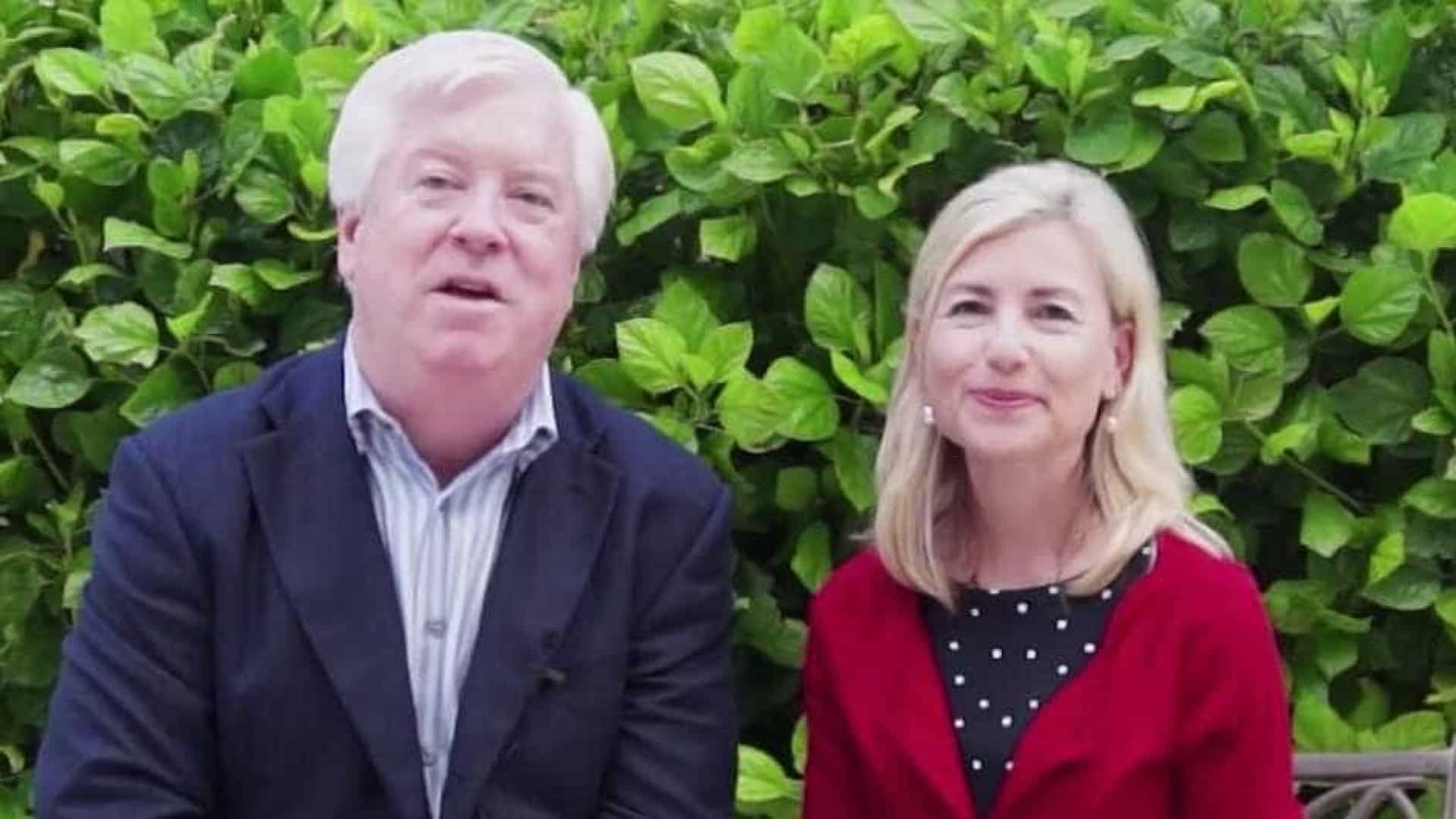 Novo embaixador dos EUA em Portugal apresentou-se em vídeo com humor