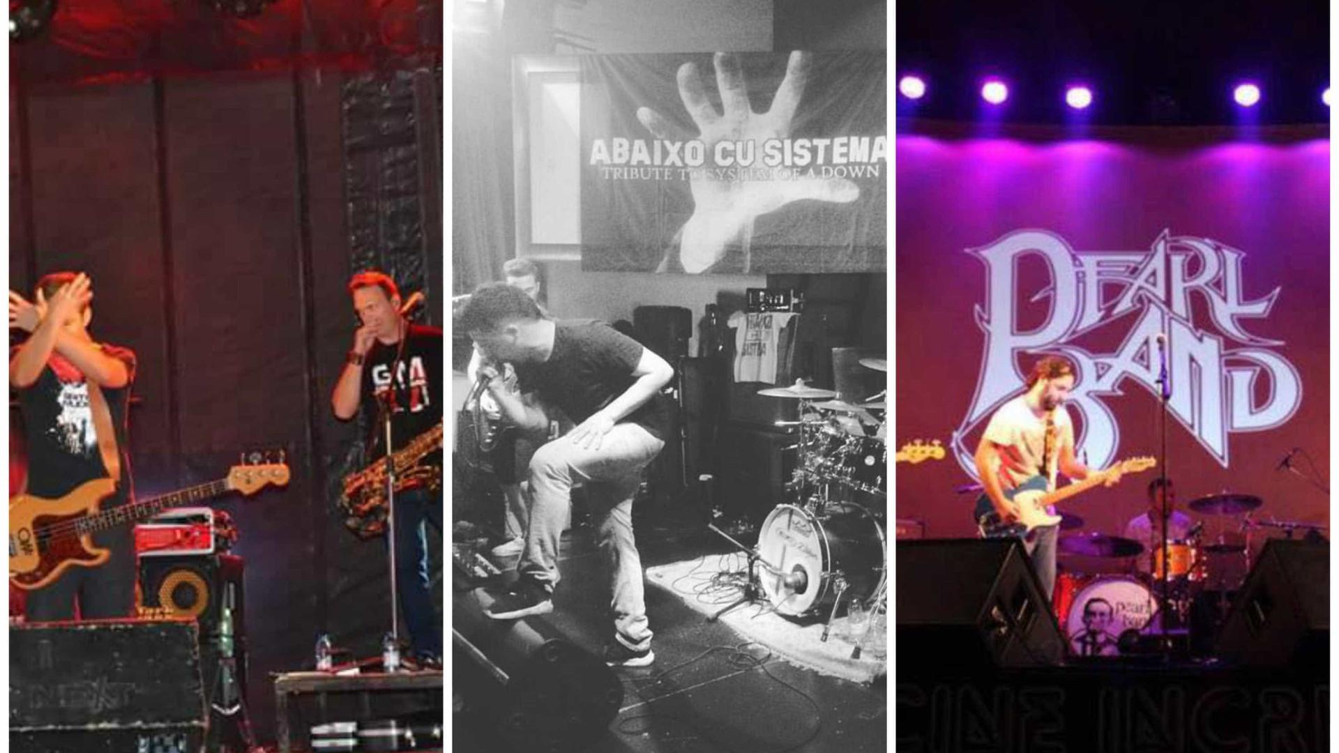 Bandas de tributo, ou o culto do rock sem medo das imitações