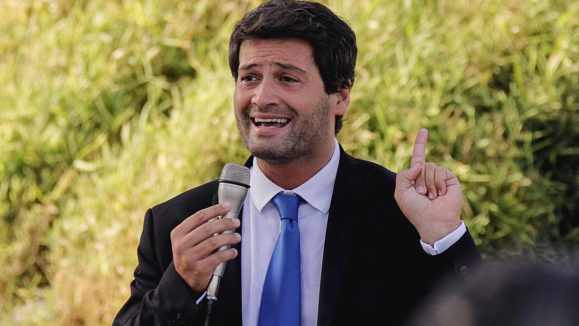 Após vitória de Rio, André Ventura sai do Conselho Nacional do PSD