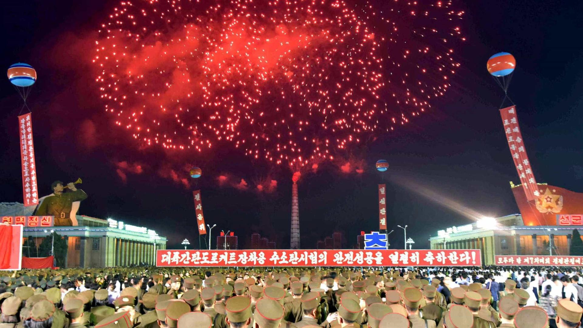 Japão e Coreia do Sul defendem aplicação de novas sanções a Pyongyang