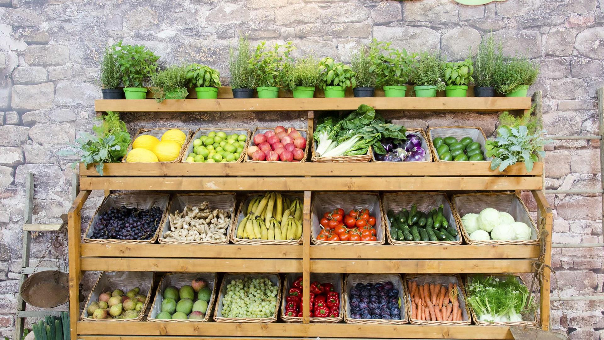 Só metade das frutas dos supermercados tem origem portuguesa
