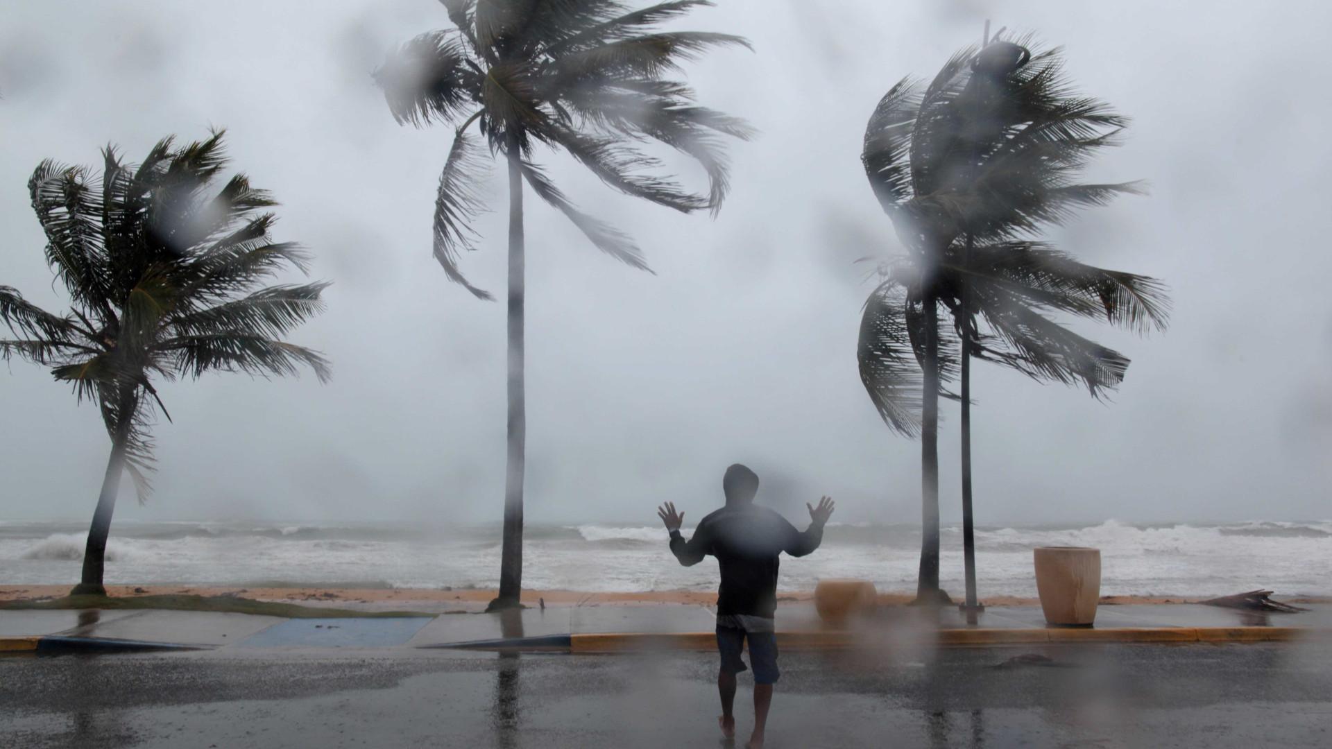 Homem é a primeira vítima mortal do furacão Irma na Flórida