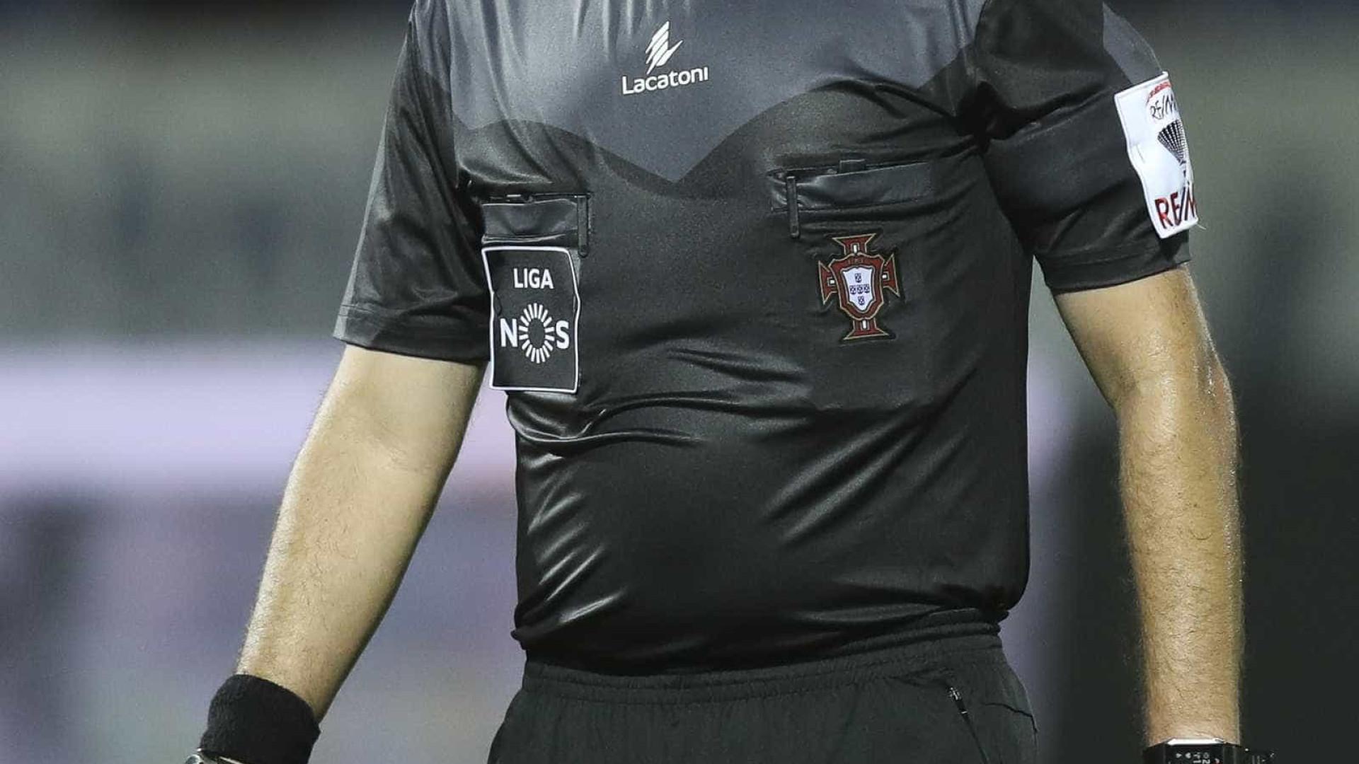 Vasco Santos dirige segunda parte do Estoril-FC Porto