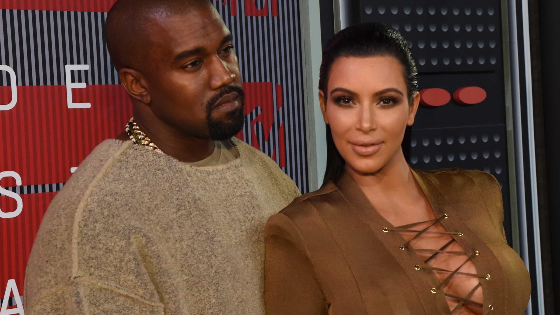 Kim Kardashian 'obriga' marido a fazer dieta