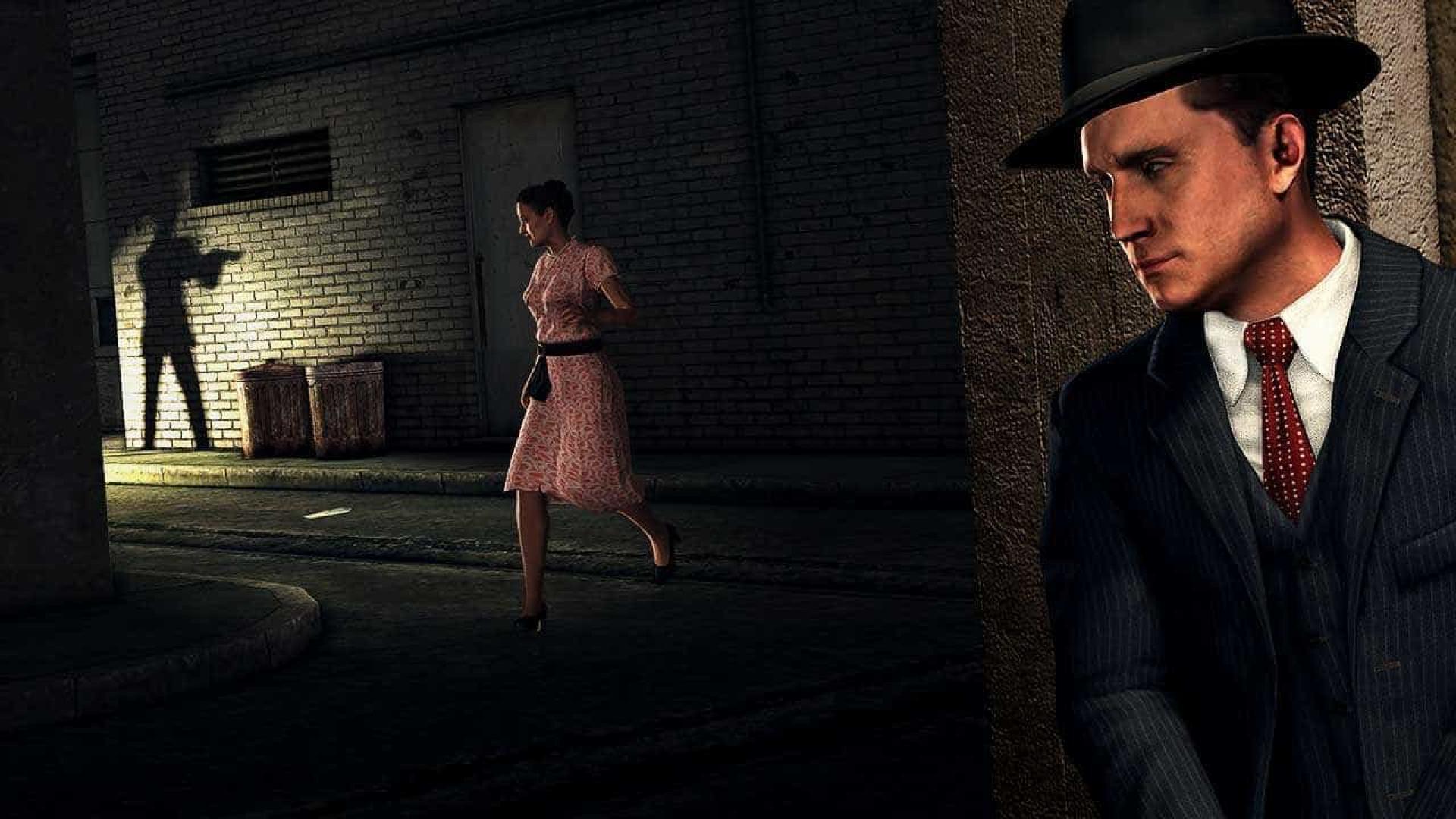 LA Noire chega ao PlayStation 4 e Xbox One