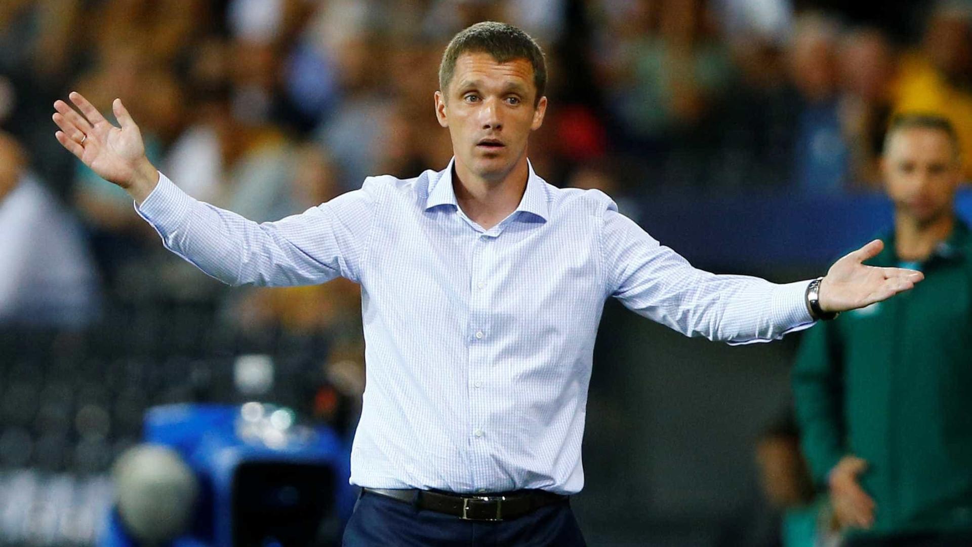 CSKA Moscovo vence quatro dias depois do triunfo na Luz
