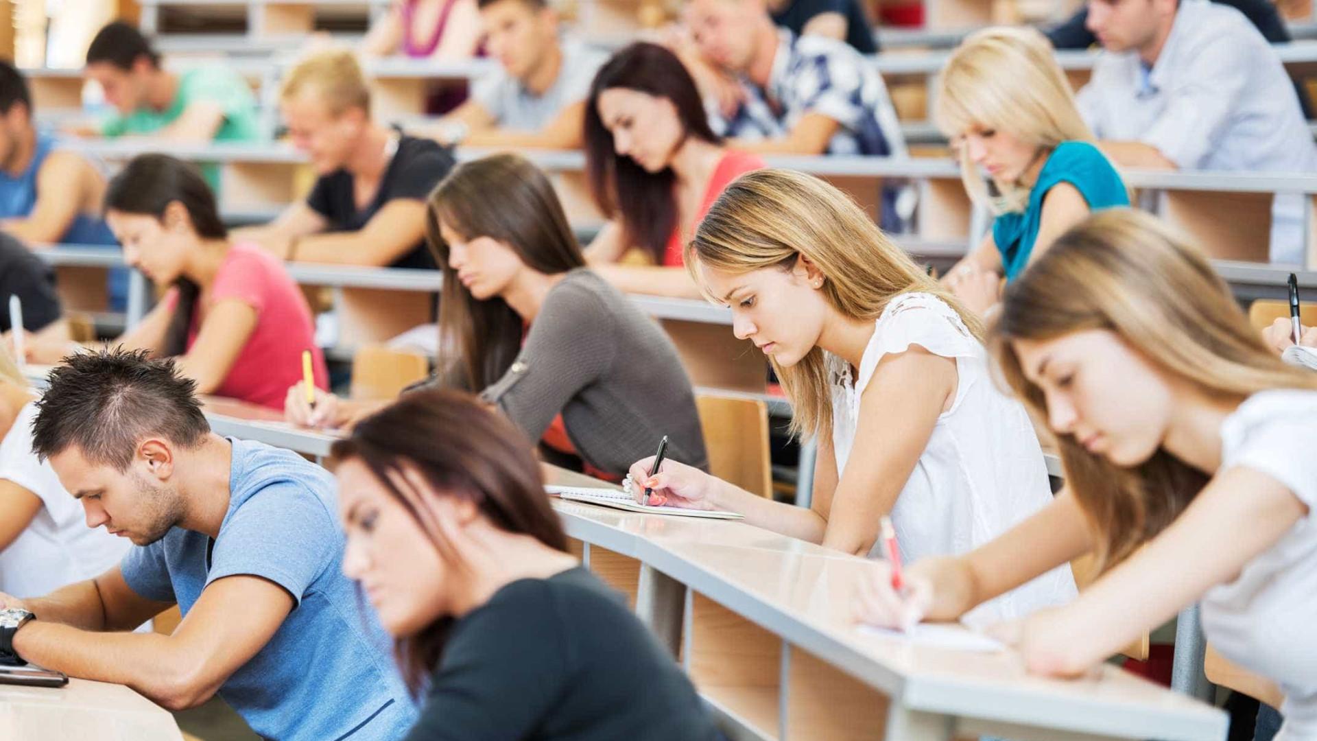 Quase 45 mil alunos colocados. É o número mais elevado dos últimos 7 anos