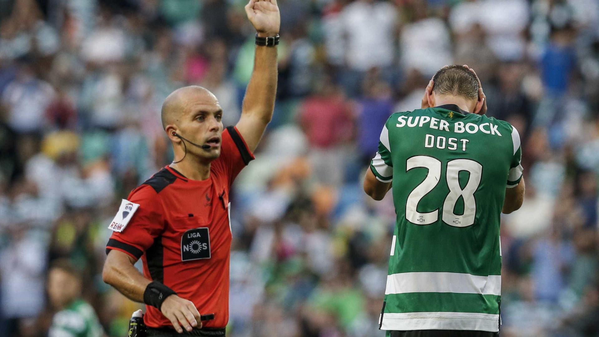 47c48e89873163 Luís Godinho é o árbitro escolhido para o dérbi da Taça de Portugal
