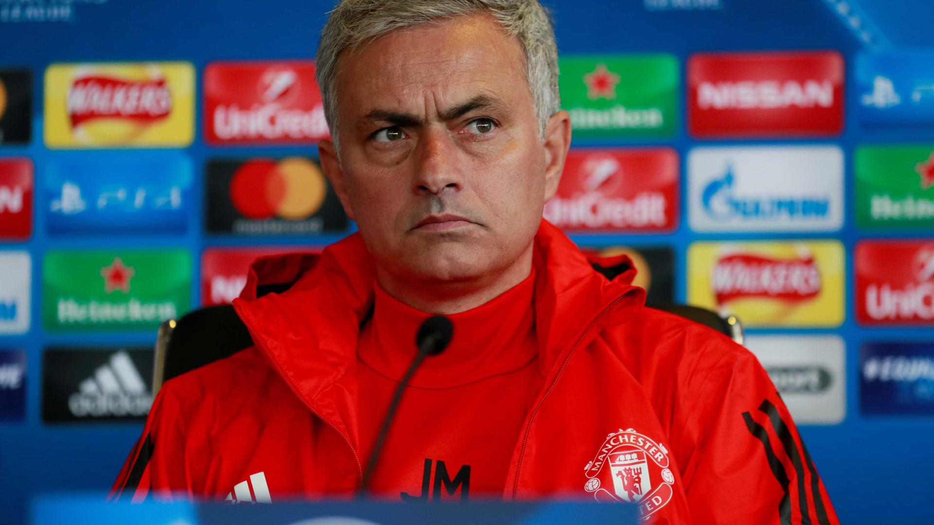 Já há quem peça José Mourinho na seleção italiana