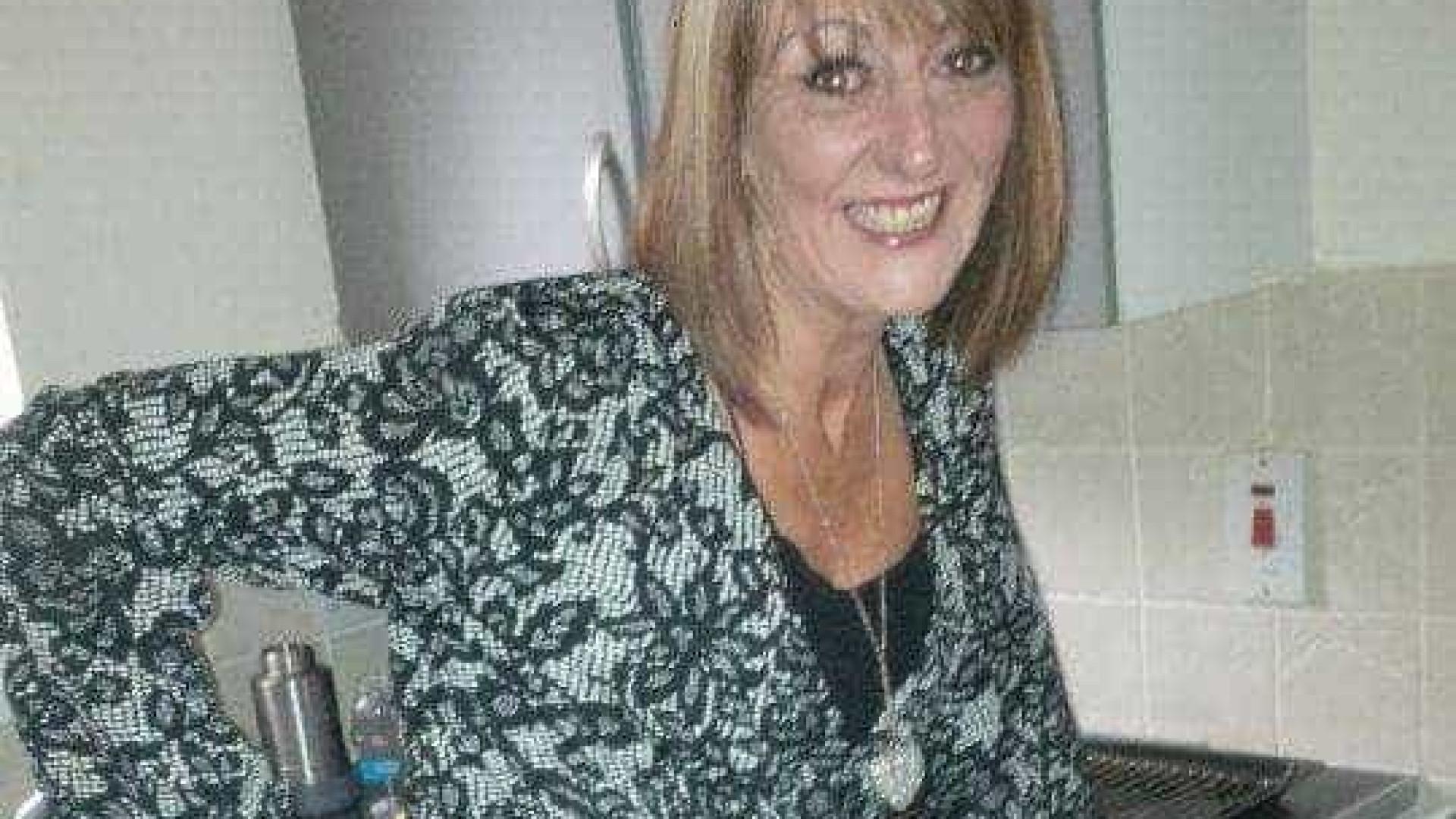 Esta mulher está proibida de frequentar os ginásios do Reino Unido