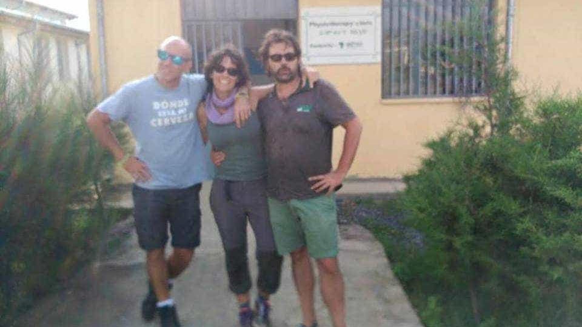 Fisioterapeuta espanhola assassinada no Afeganistão
