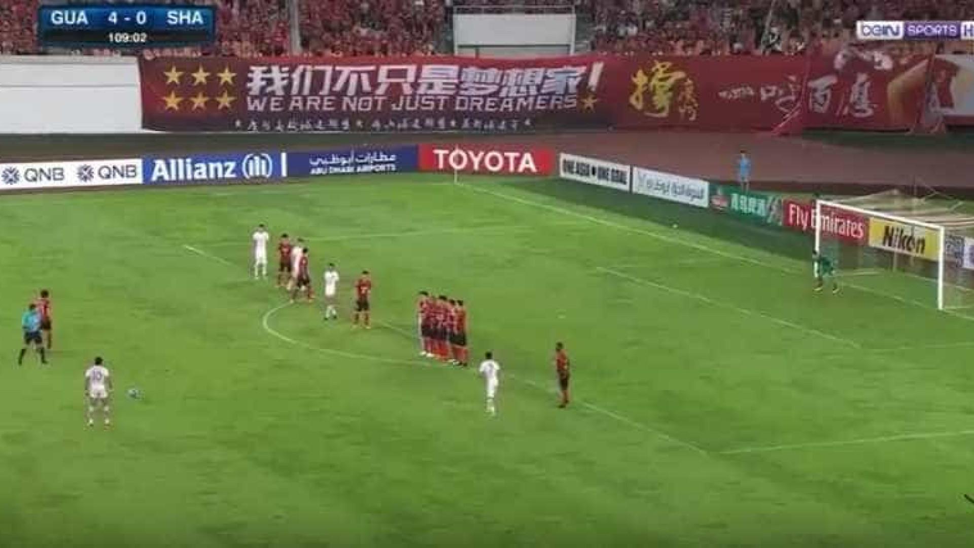 Villas-Boas diz que Guangzhou criou acidentes para atrasar sua equipe