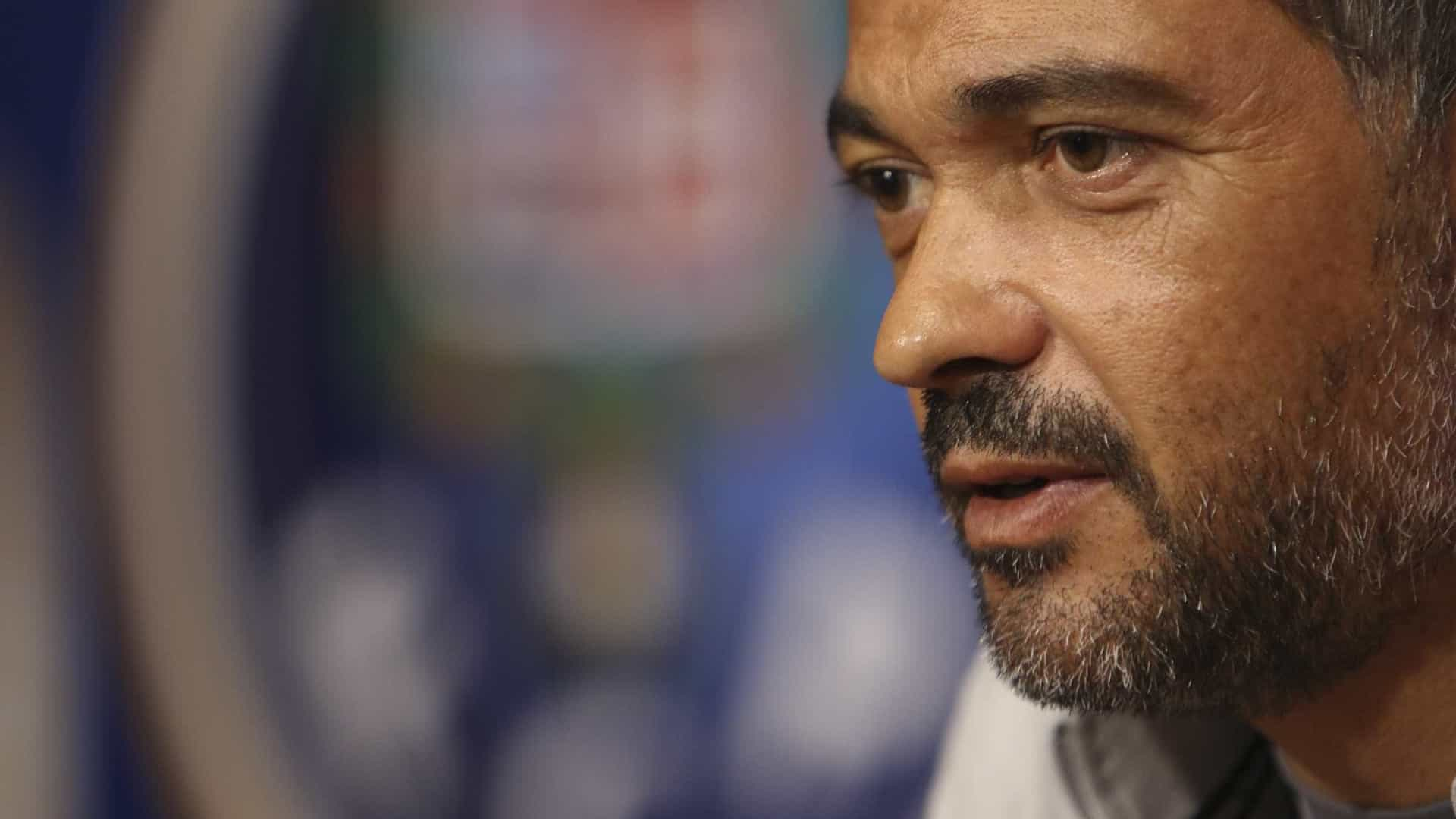 FC Porto prepara jogo com o Besiktas na máxima força
